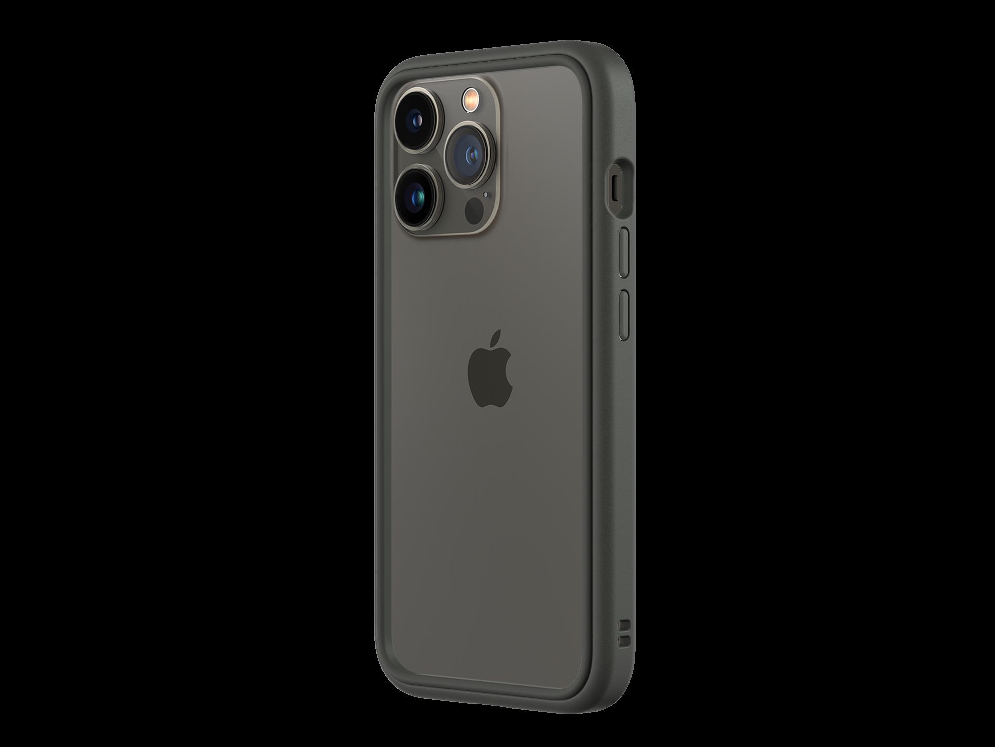 CrashGuard NX Bumper iPhone 13/13 Pro Graphite