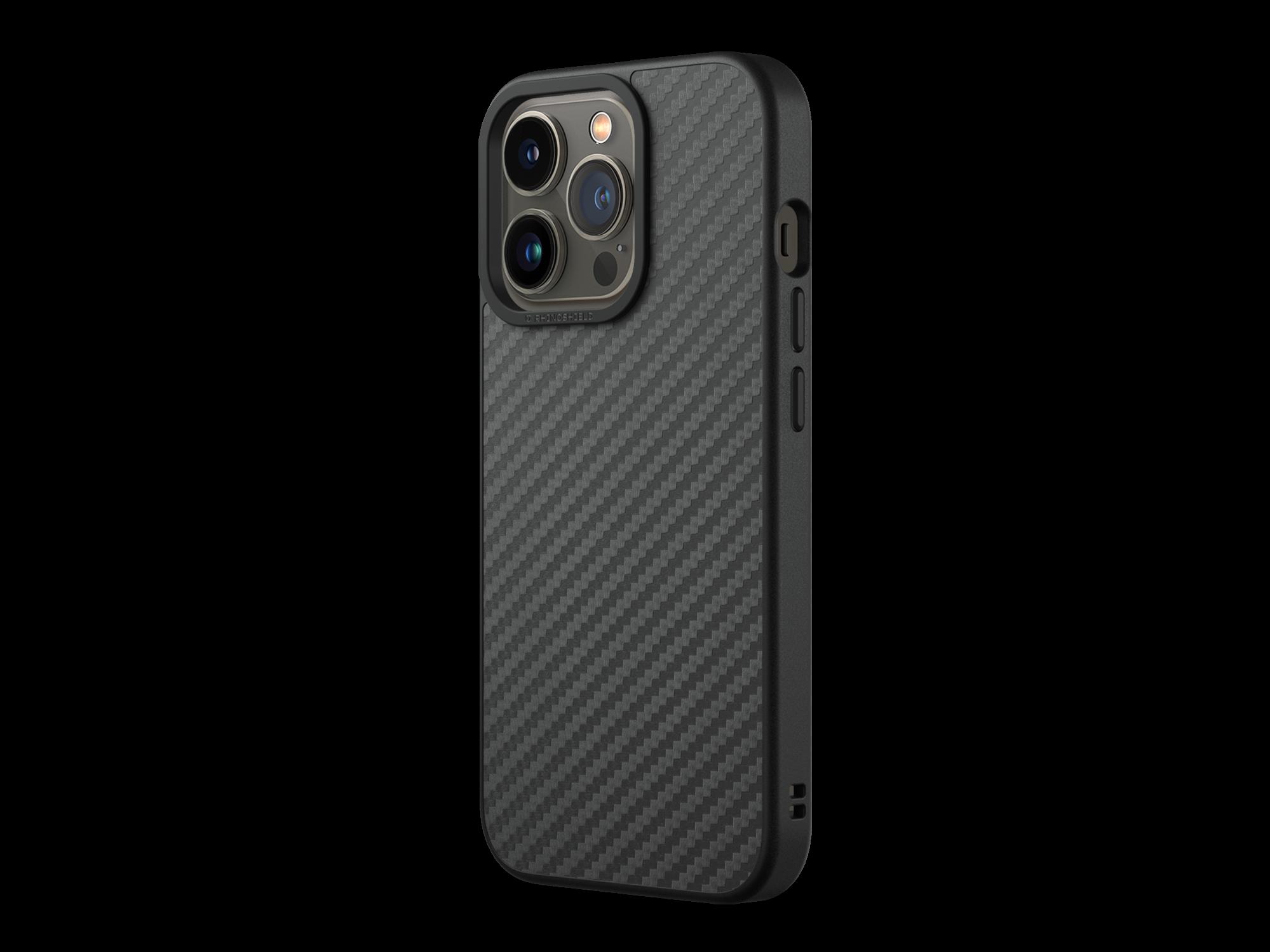 SolidSuit Kuori iPhone 13 Pro Carbon Black