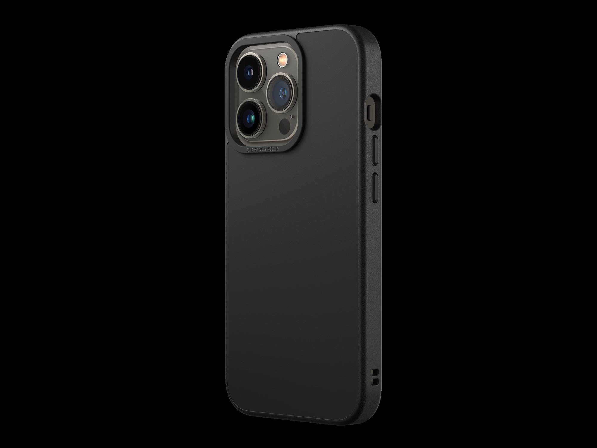 SolidSuit Kuori iPhone 13 Pro Black