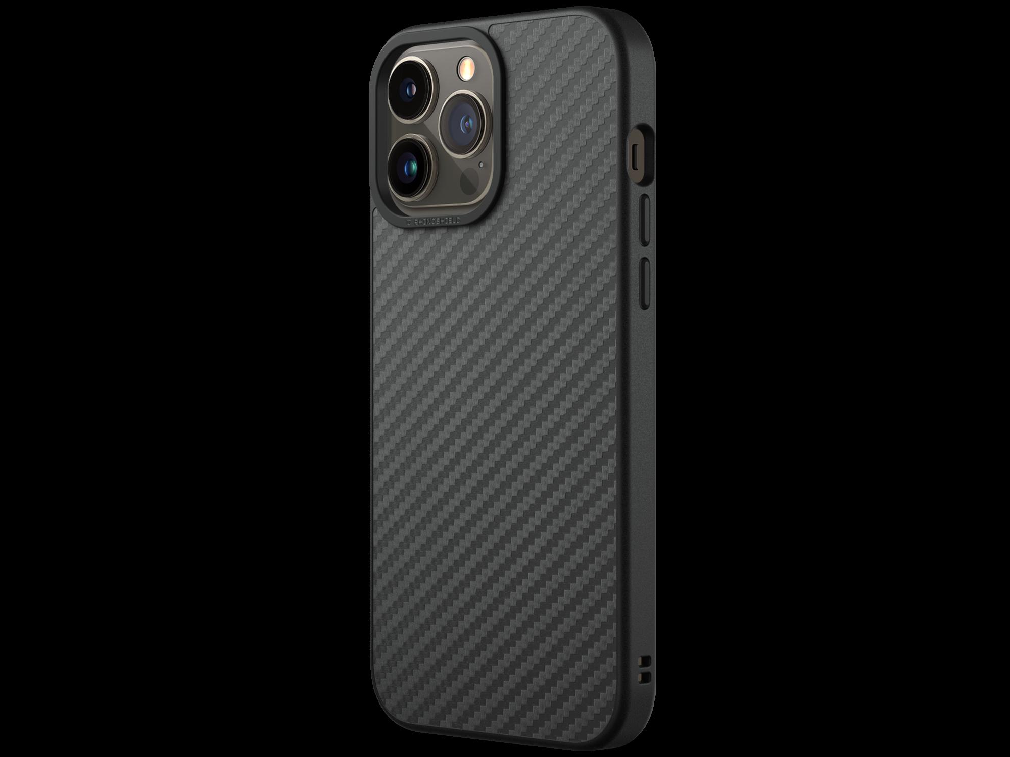 SolidSuit Kuori iPhone 13 Pro Max Carbon Black
