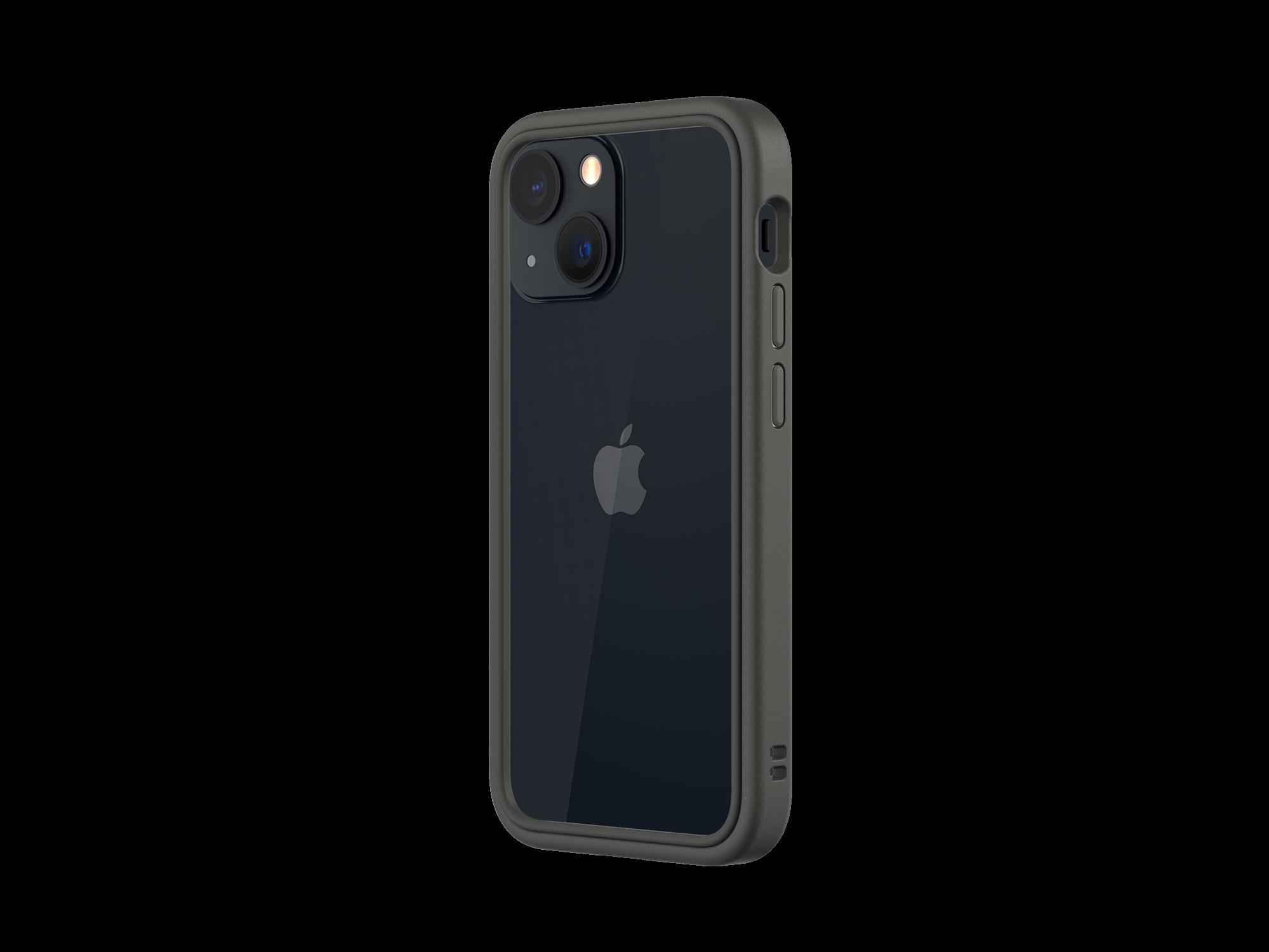 CrashGuard NX Bumper iPhone 13 Mini Graphite