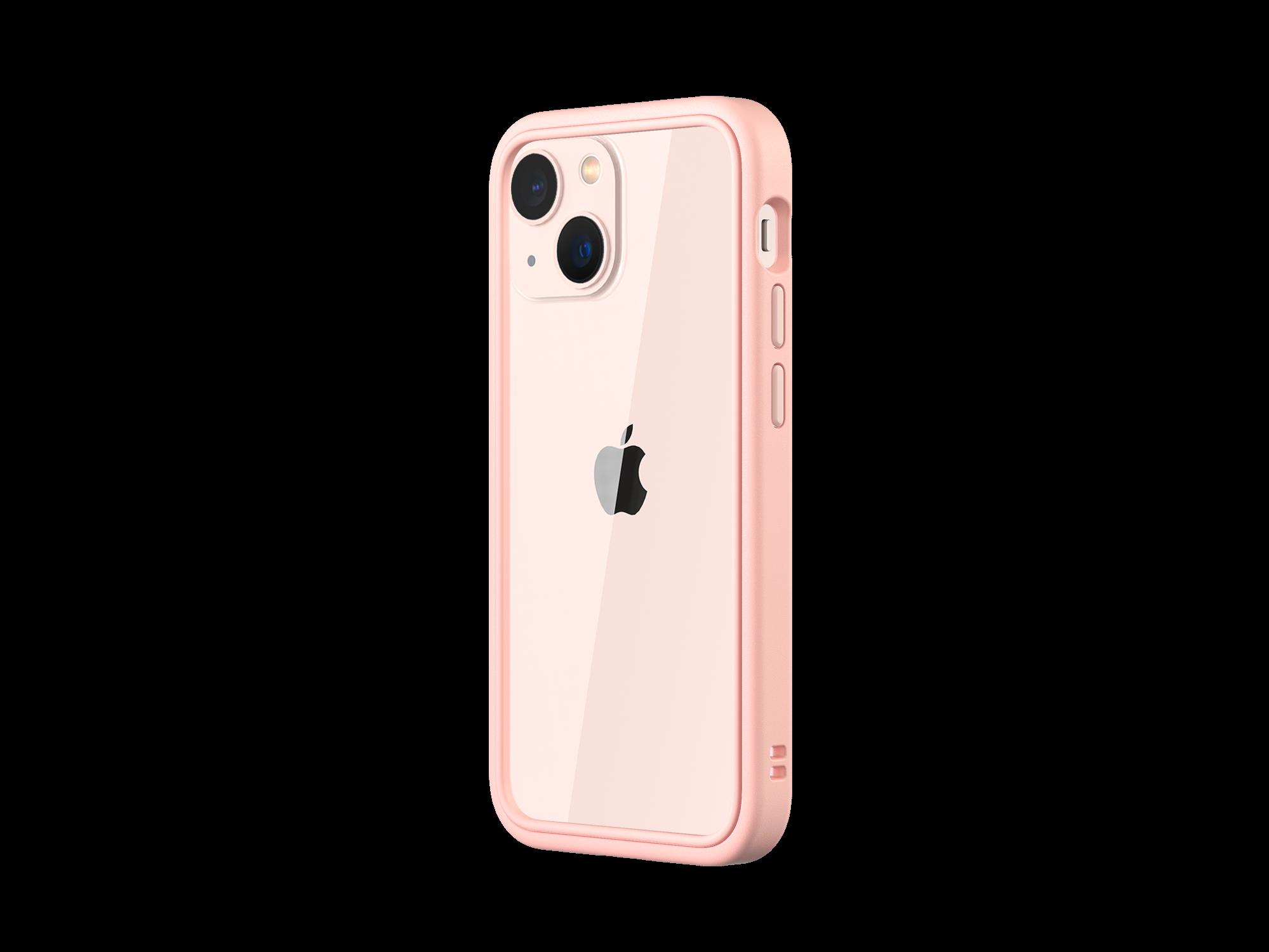 CrashGuard NX Bumper iPhone 13 Mini Blush Pink