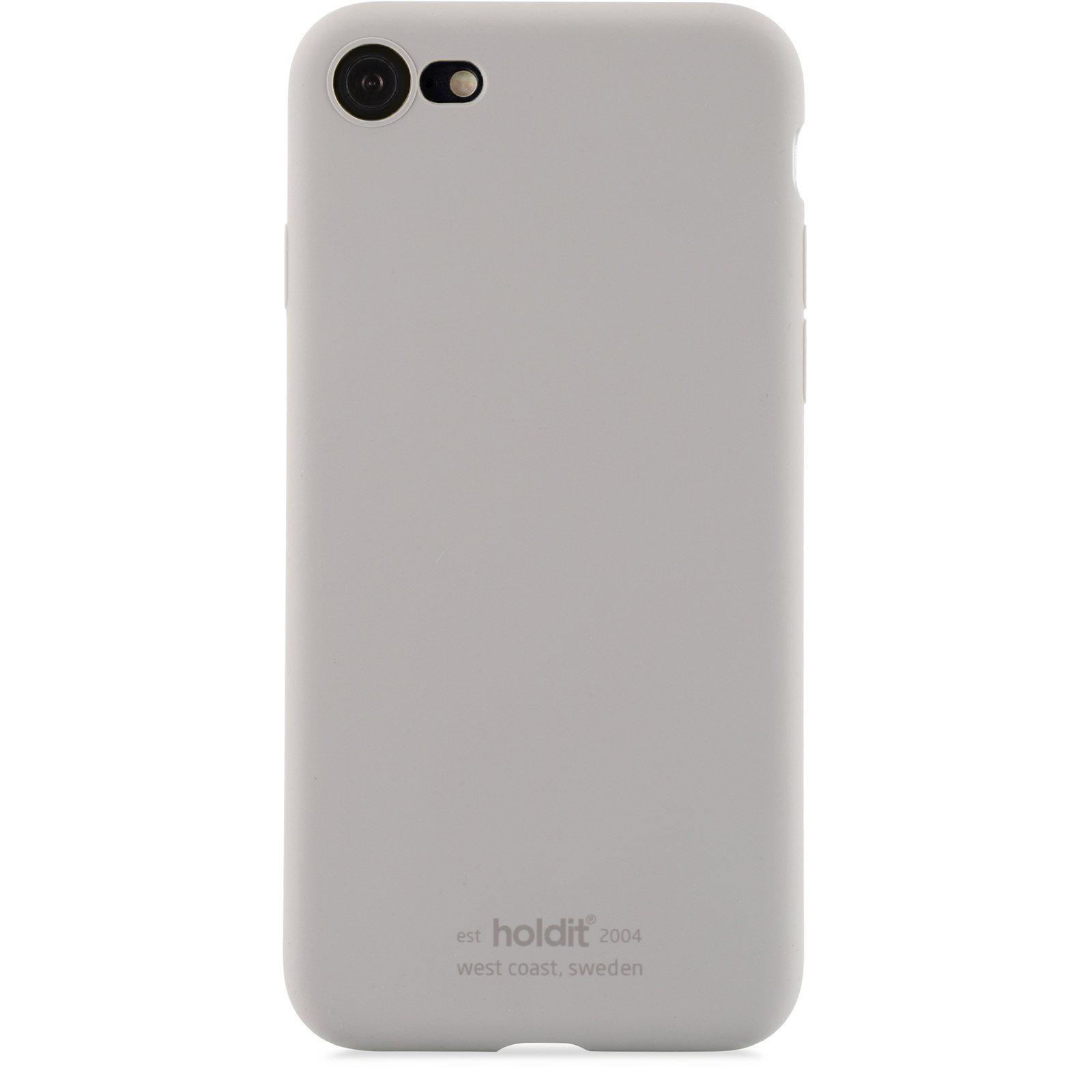 Silikonikuori iPhone 7/8/SE 2020 Taupe