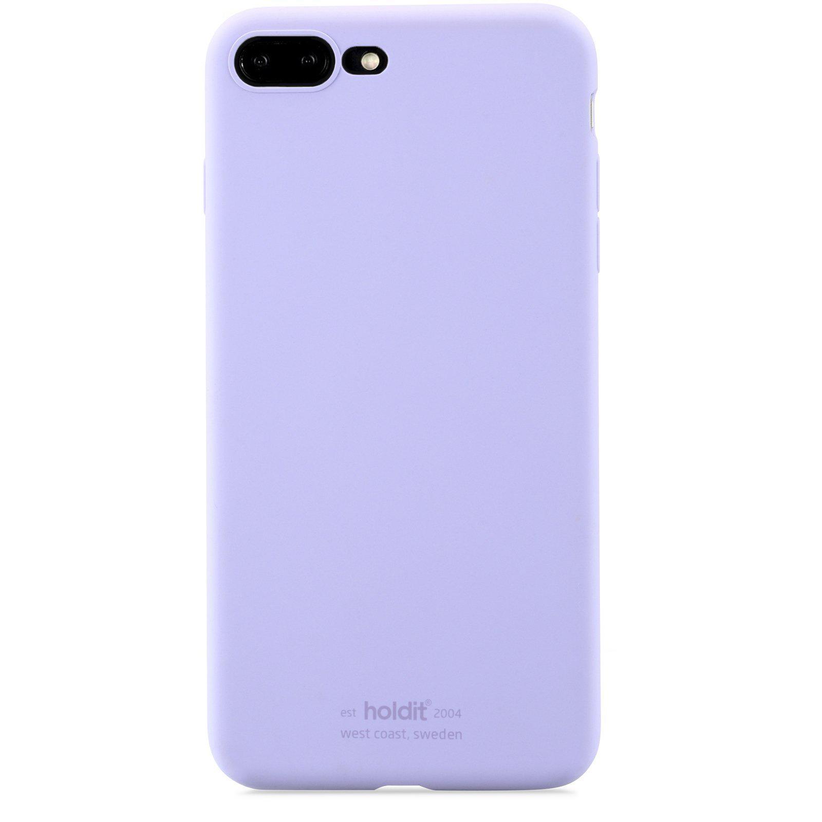 Silikonikuori iPhone 7 Plus/8 Plus Lavender
