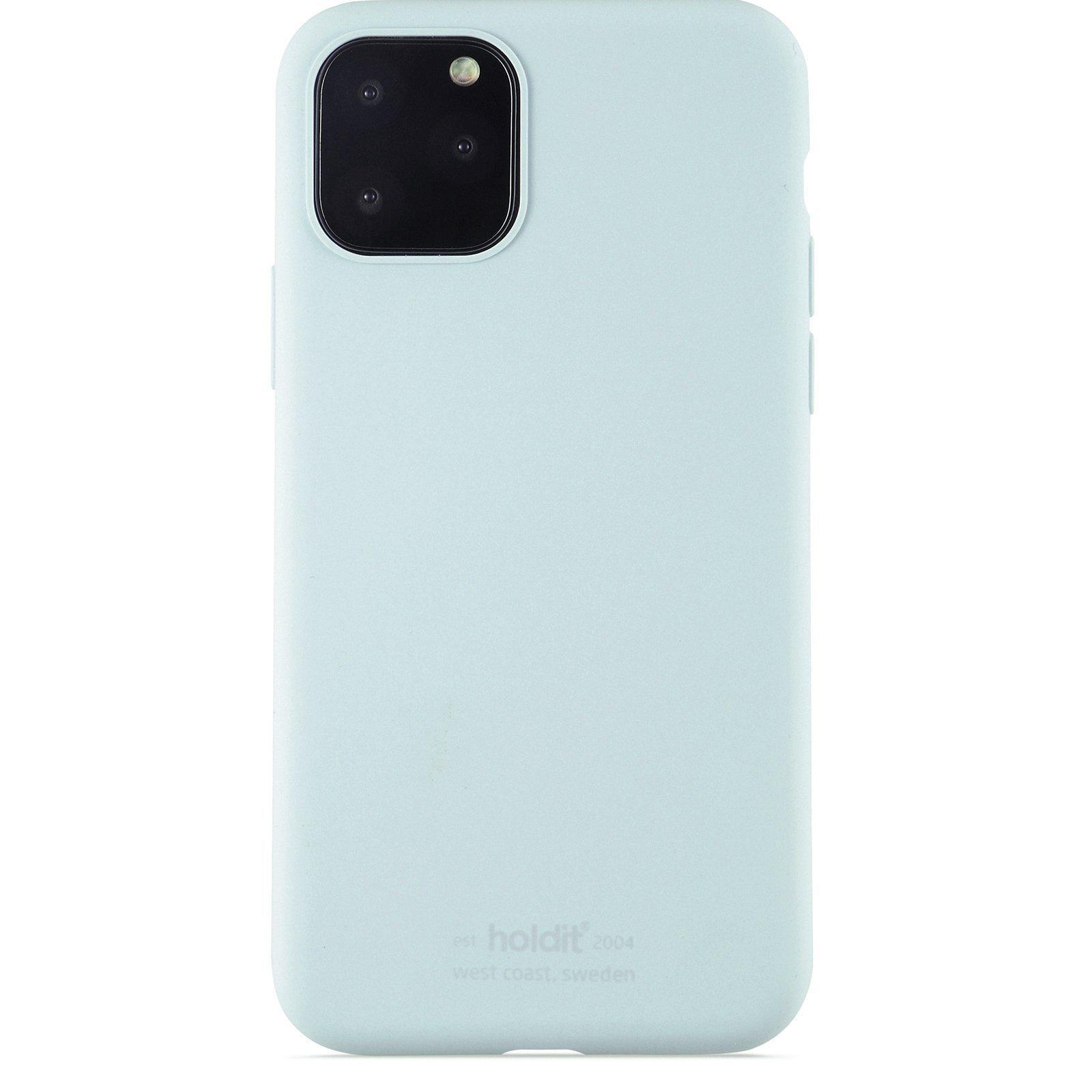 Silikonikuori iPhone 11 Pro/XS/X Mint