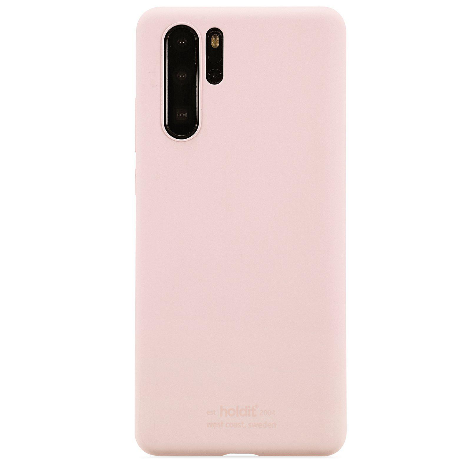Silikonikuori Huawei P30 Pro Blush Pink