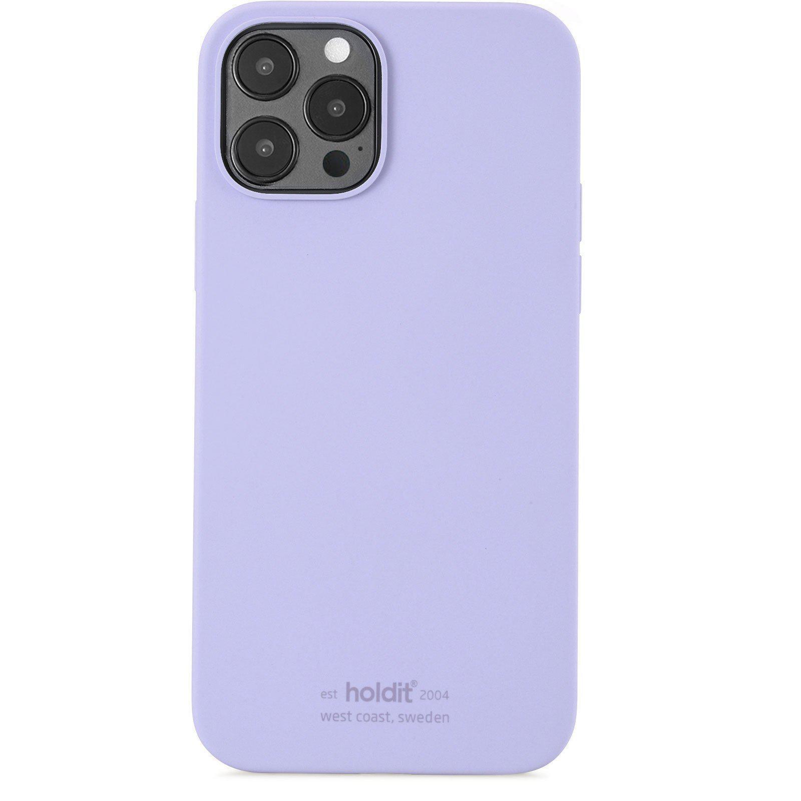 Silikonikuori iPhone 12/12 Pro Lavender