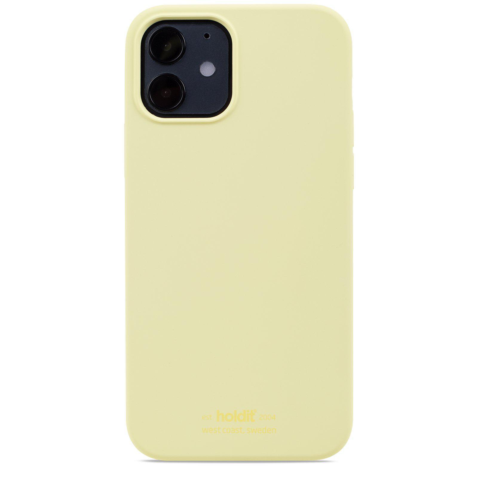 Silikonikuori iPhone 12/12 Pro Lemonade
