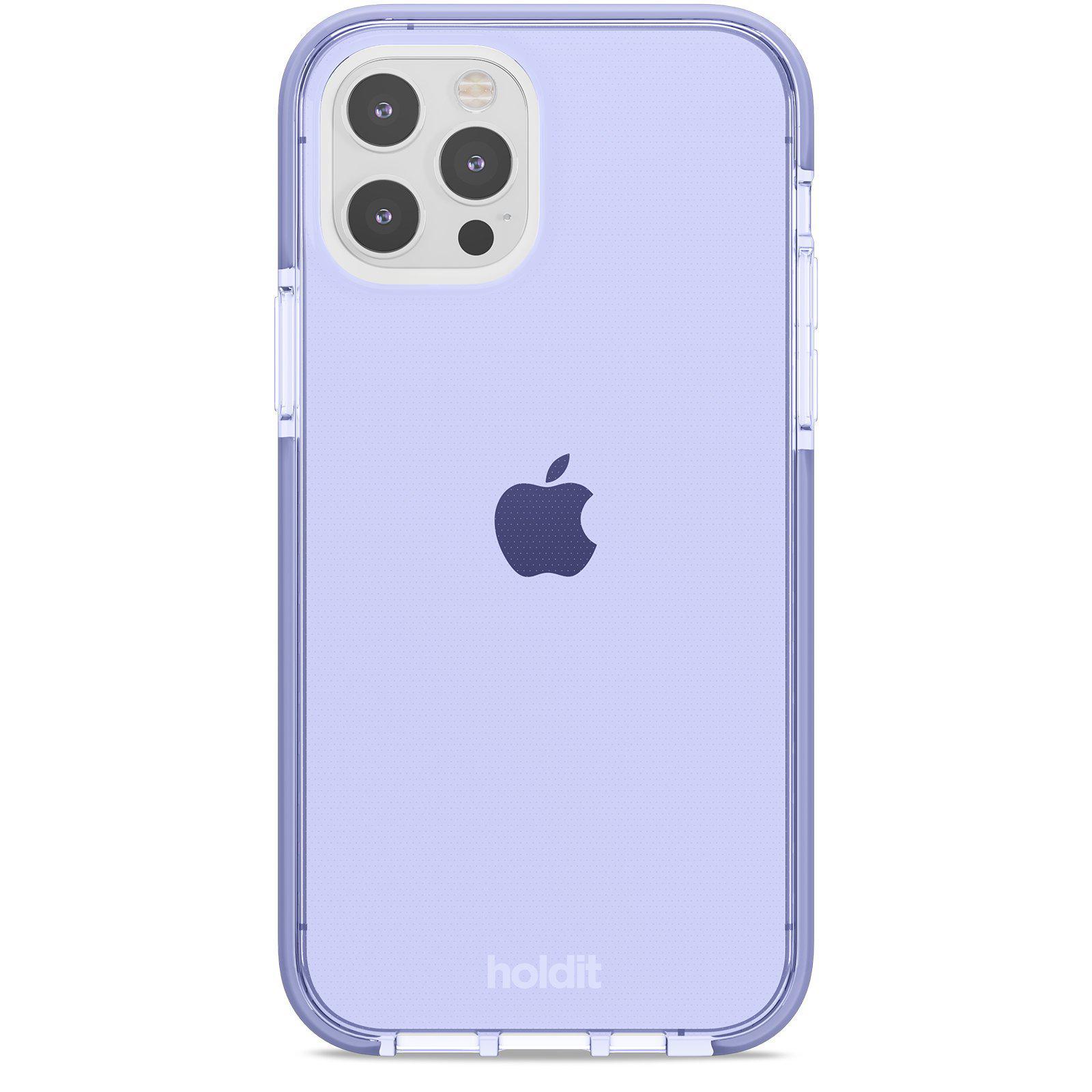 Seethru Skal iPhone 12/12 Pro Lavender