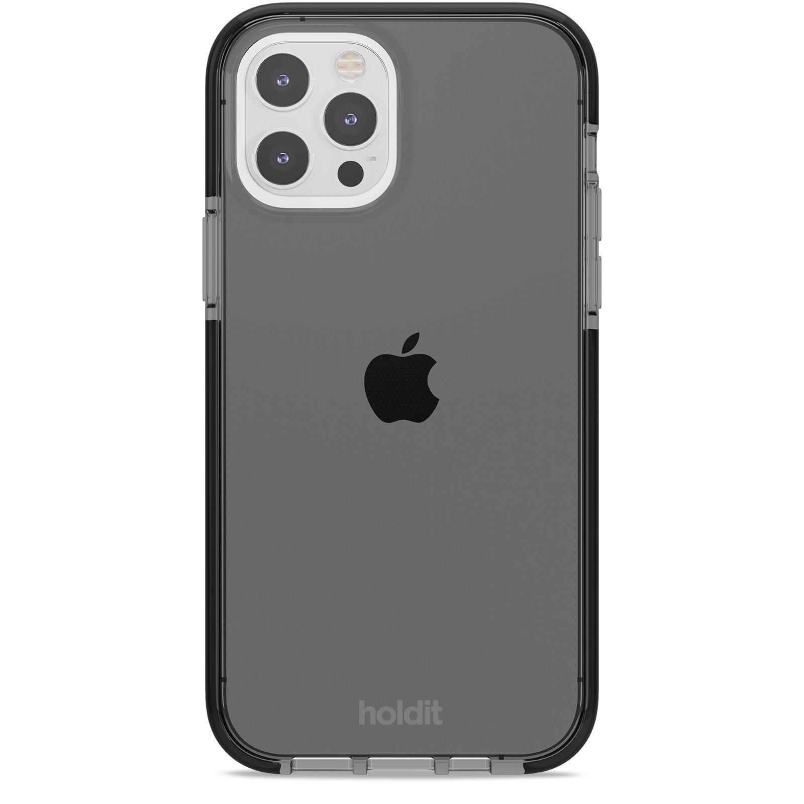 Seethru Skal iPhone 12/12 Pro Black