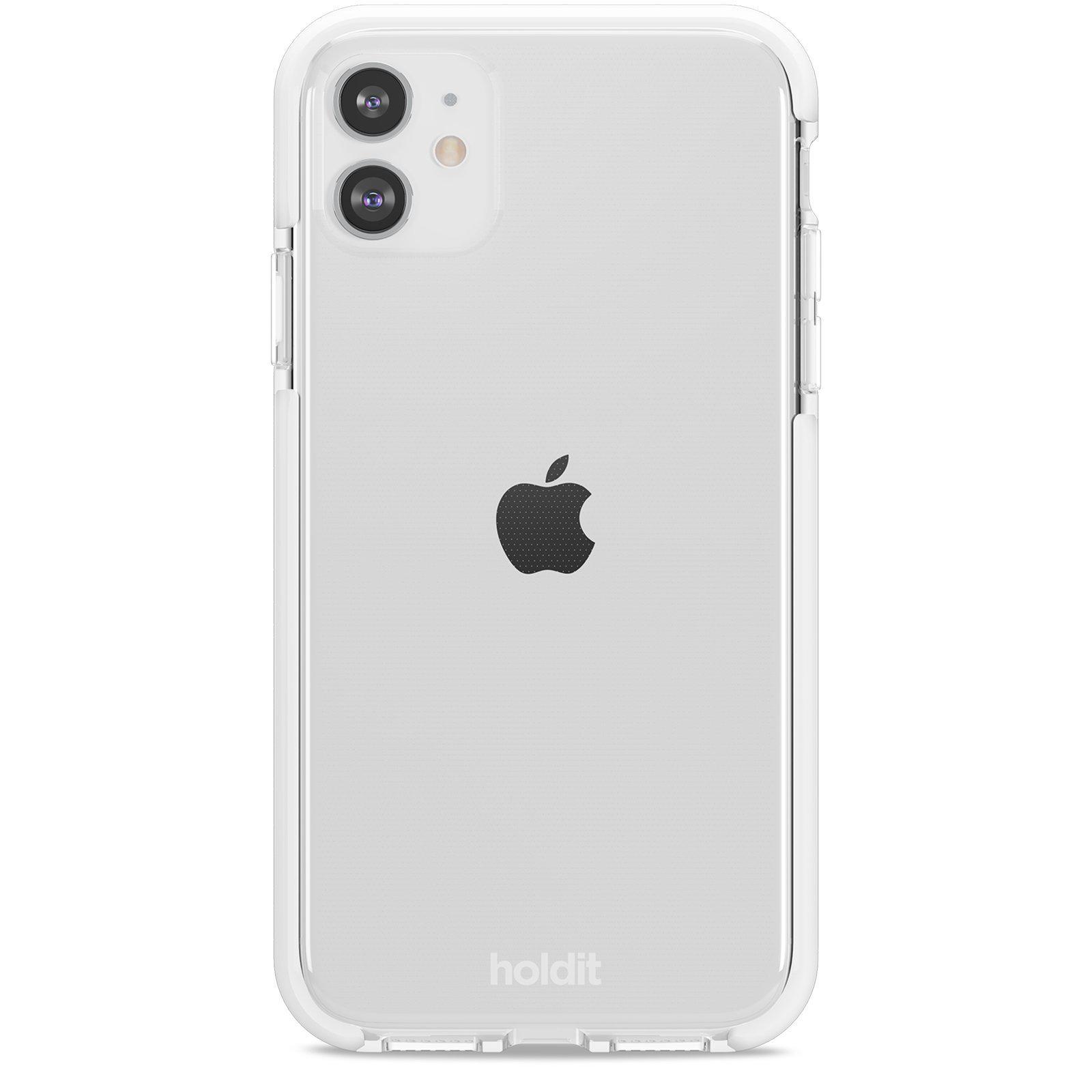 Seethru Skal iPhone 11/XR White