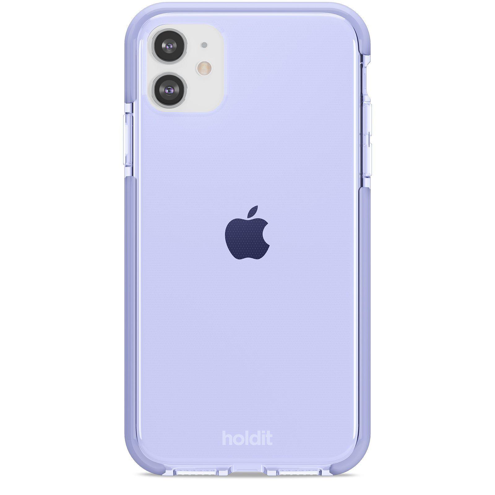 Seethru Skal iPhone 11/XR Lavender