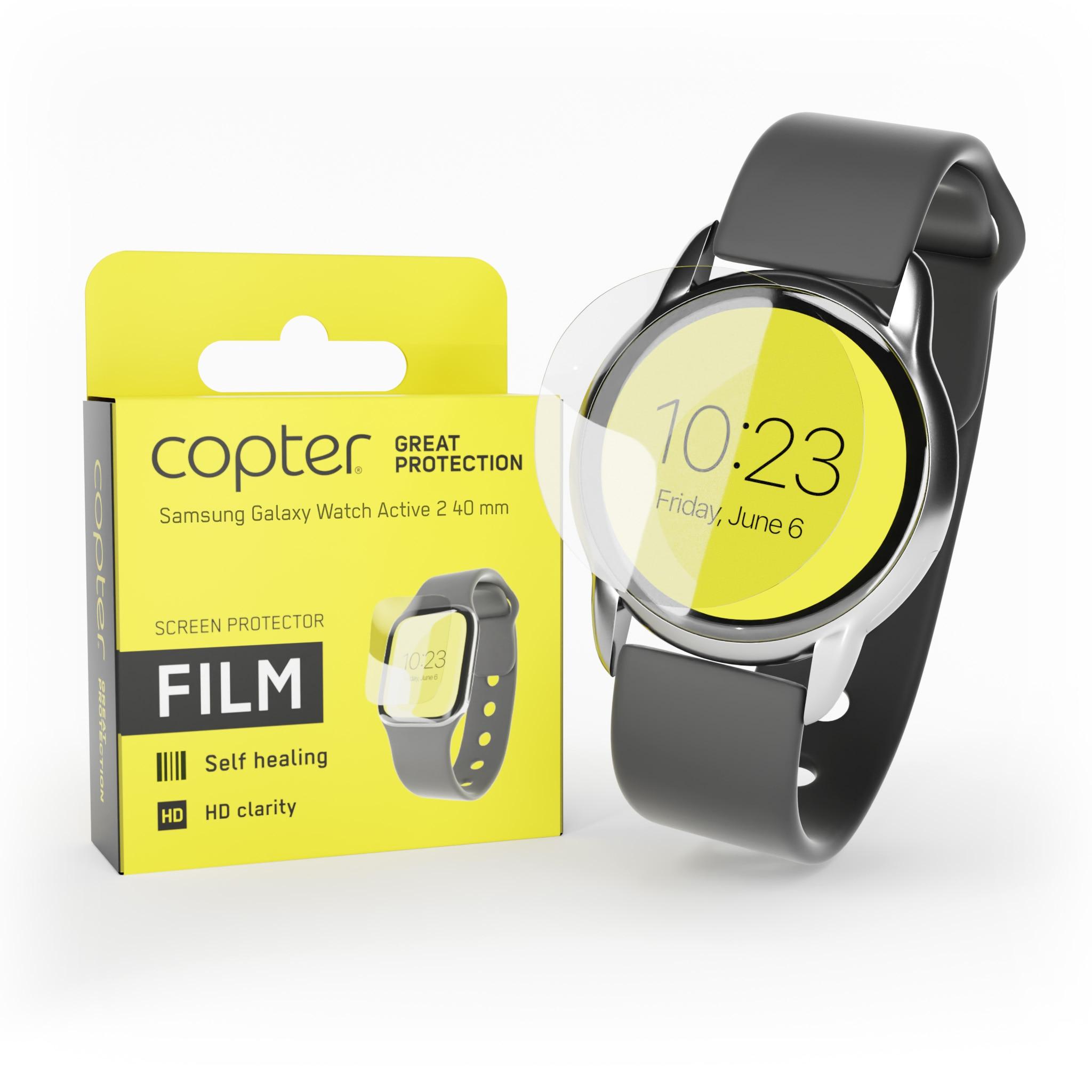 Screenprotector Samsung Galaxy Watch Active 2 40mm