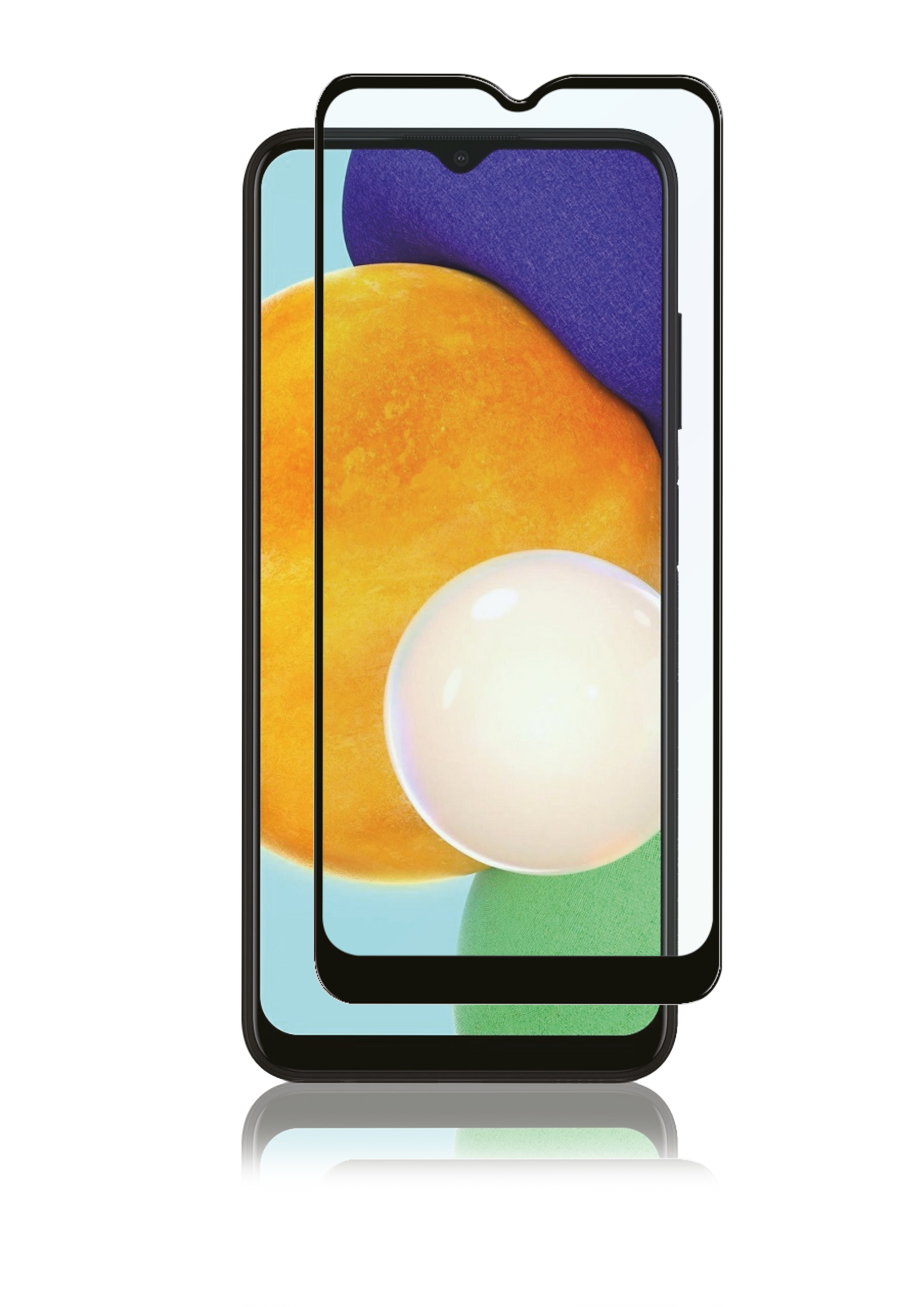 Full-Fit Glass Samsung Galaxy A03s