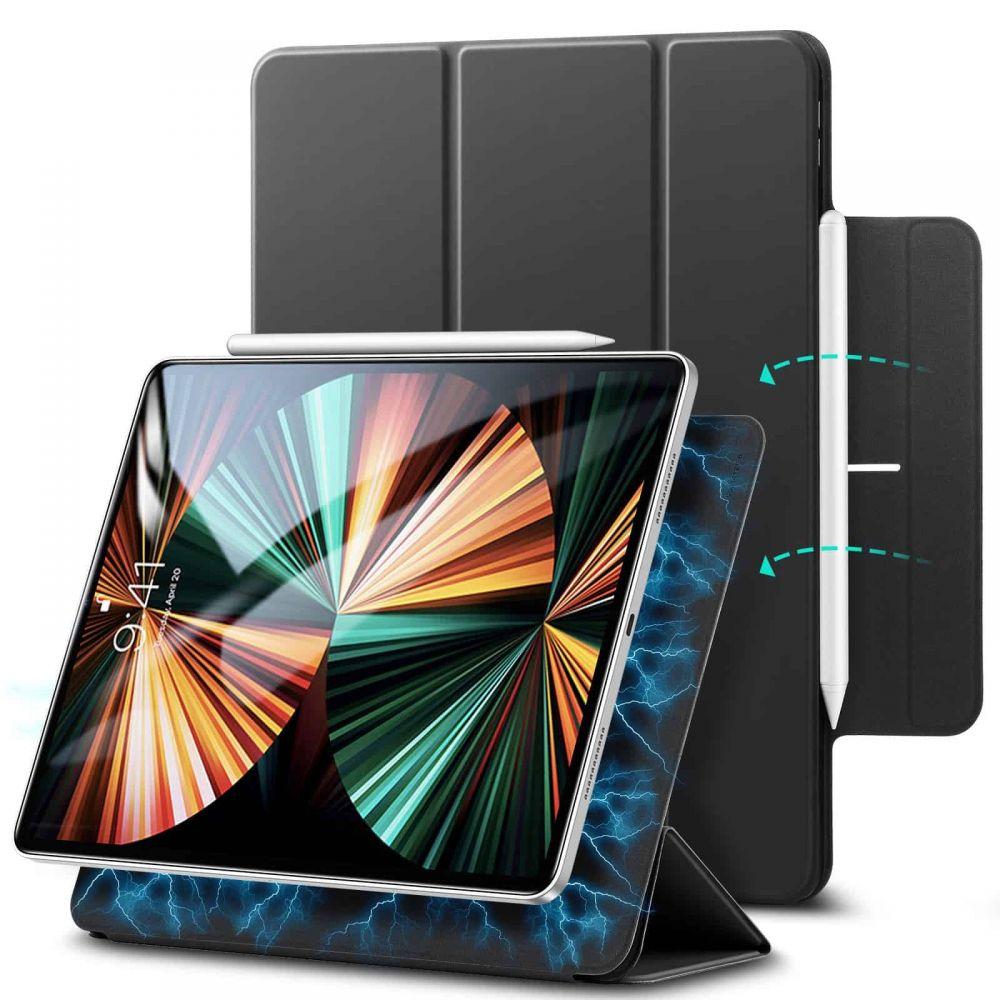 Rebound Magnetic Case iPad Pro 12.9 2020/2021 Black