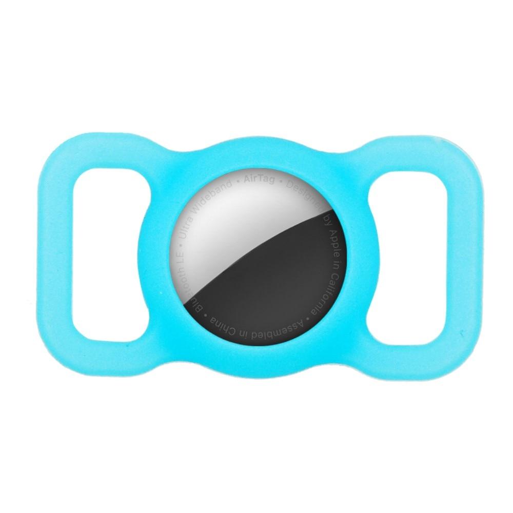 Apple AirTag Kuori Koiranpanta sininen