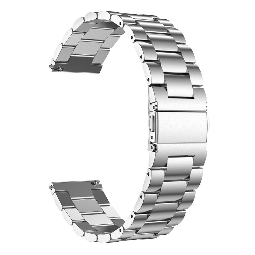Metalliranneke Universal 22mm hopea