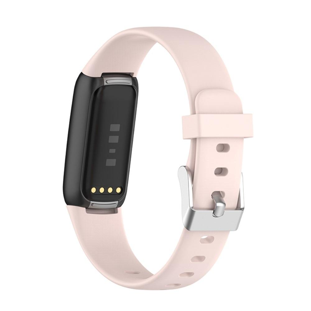 Silikoniranneke Fitbit Luxe vaaleanpunainen (Small)