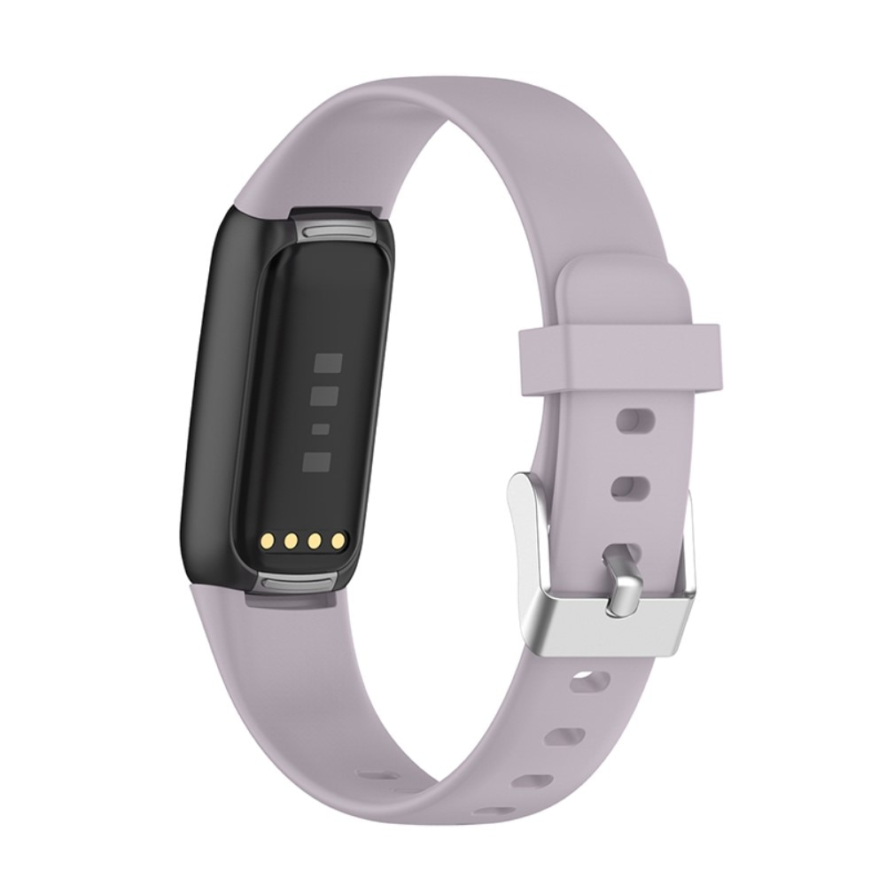 Silikoniranneke Fitbit Luxe liila (Small)