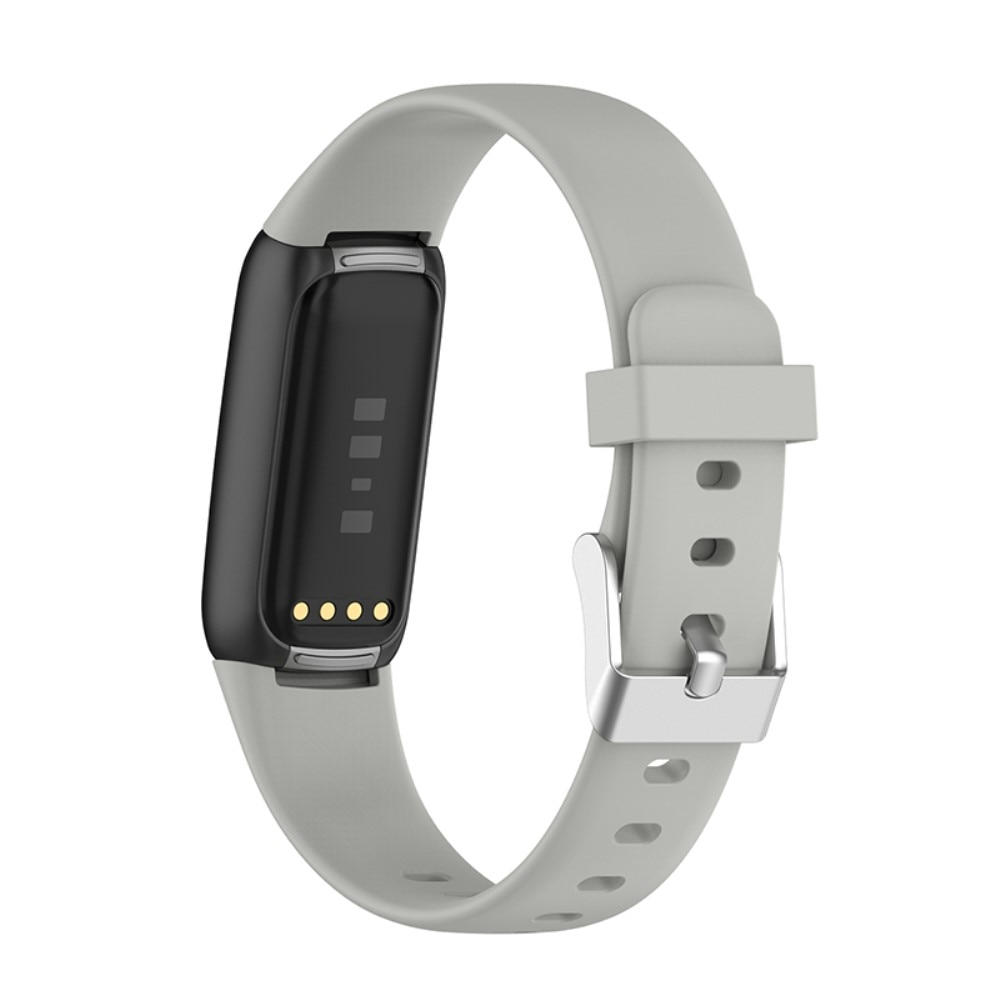Silikoniranneke Fitbit Luxe harmaa (Small)
