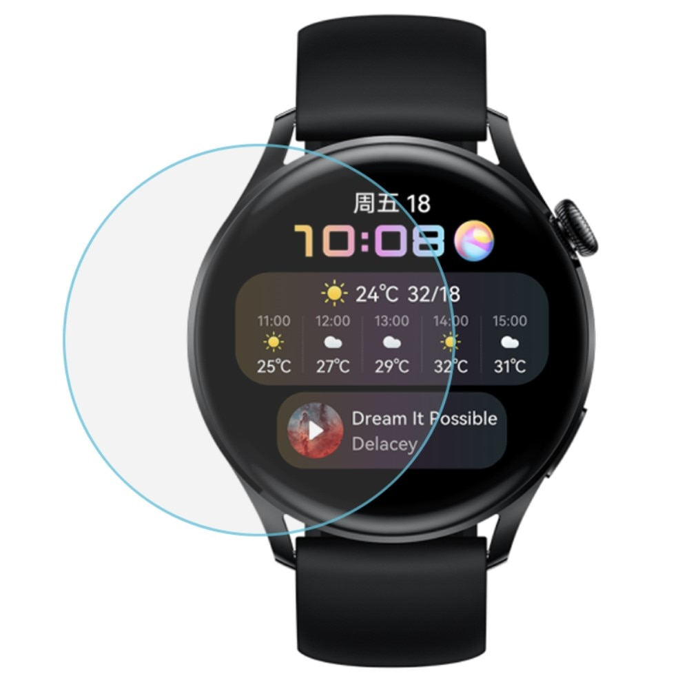Näytönsuoja Huawei Watch 3