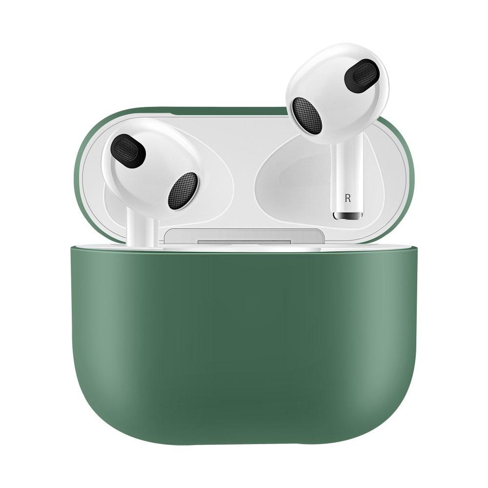 Silikonikotelo Apple AirPods 3 vihreä