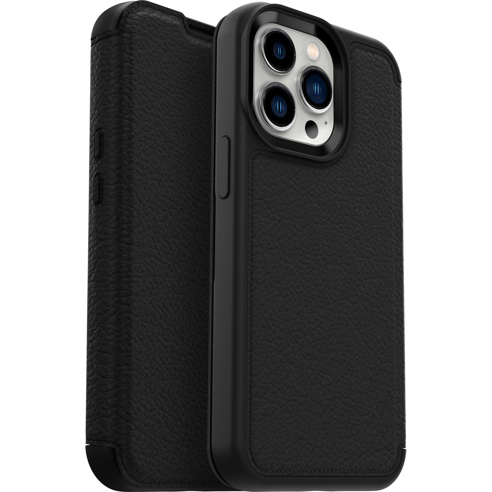 Strada Case iPhone 13 Pro Black