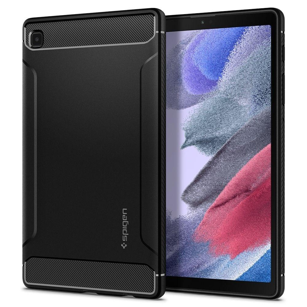 Samsung Galaxy Tab A7 Lite Case Rugged Armor Black