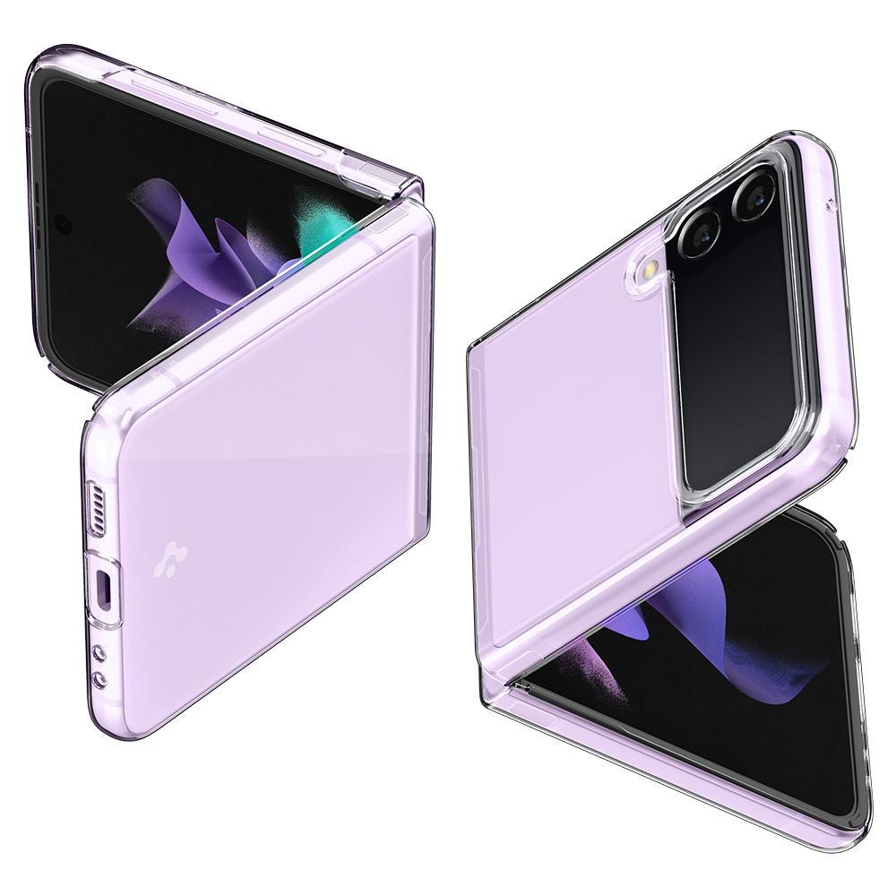 Galaxy Z Flip 3 Case AirSkin Crystal Clear
