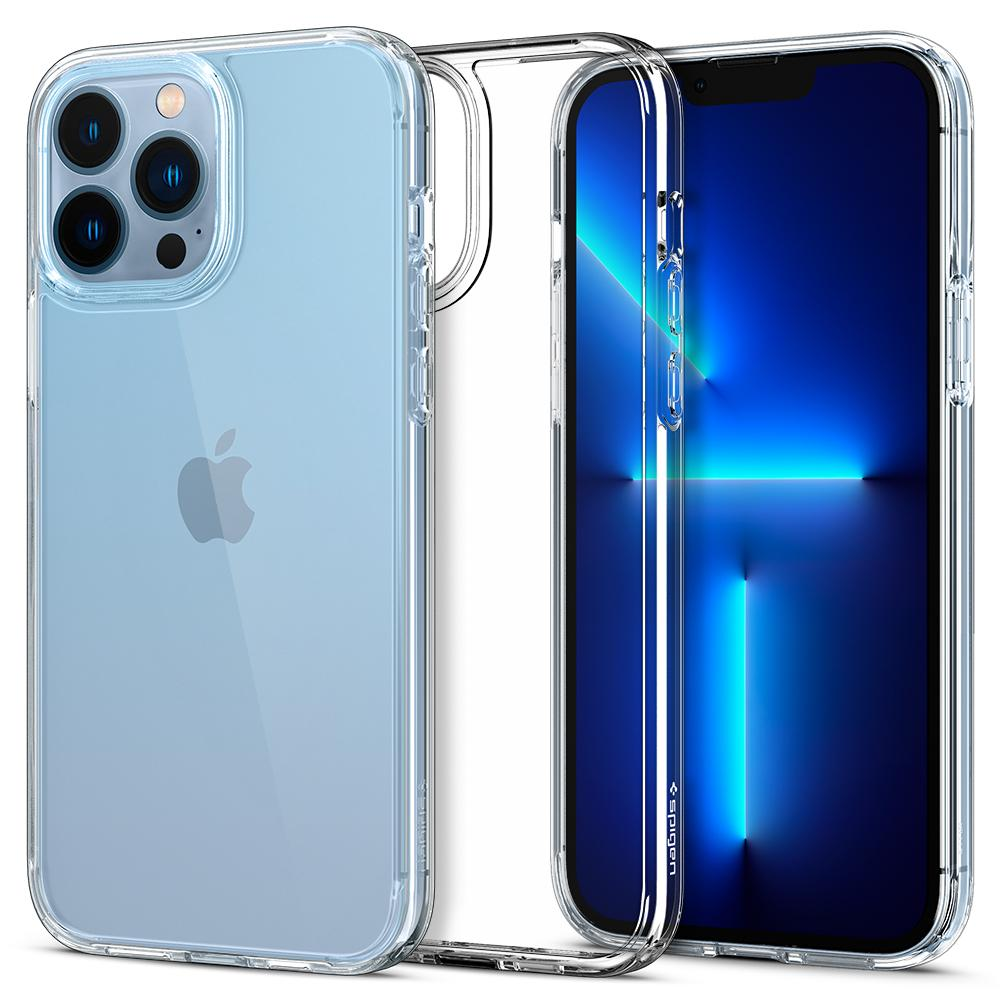 iPhone 13 Pro Max Case Ultra Hybrid Crystal Clear