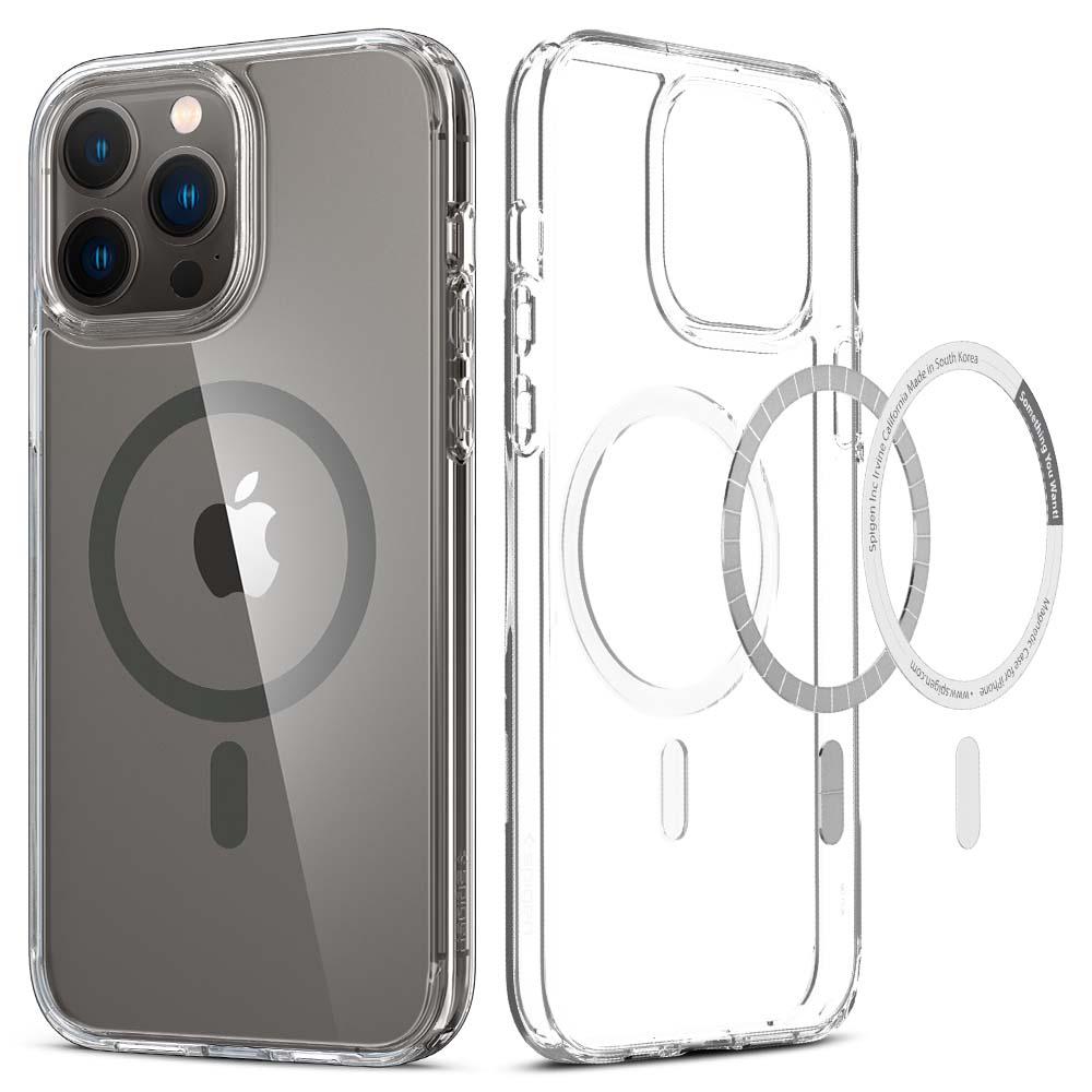 iPhone 13 Pro Max Case Ultra Hybrid Mag Graphite