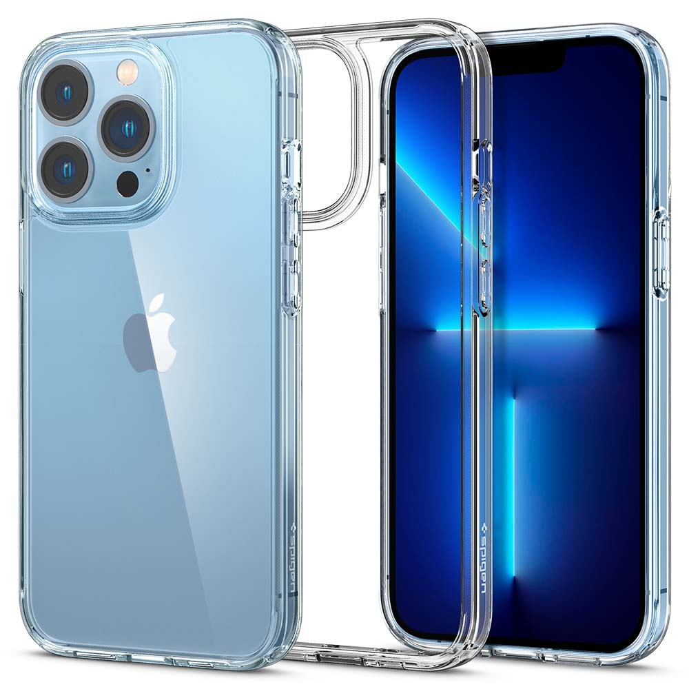 iPhone 13 Pro Case Ultra Hybrid Crystal Clear