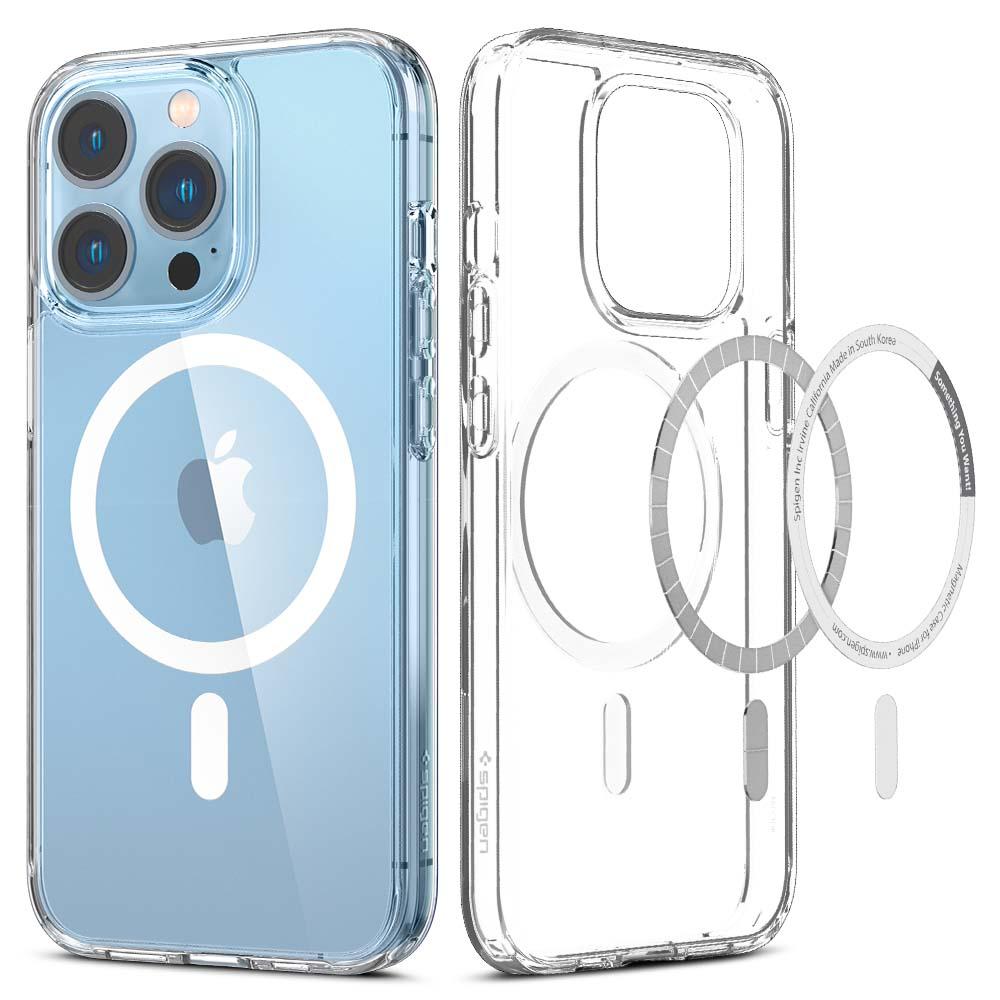 iPhone 13 Pro Case Ultra Hybrid Mag White