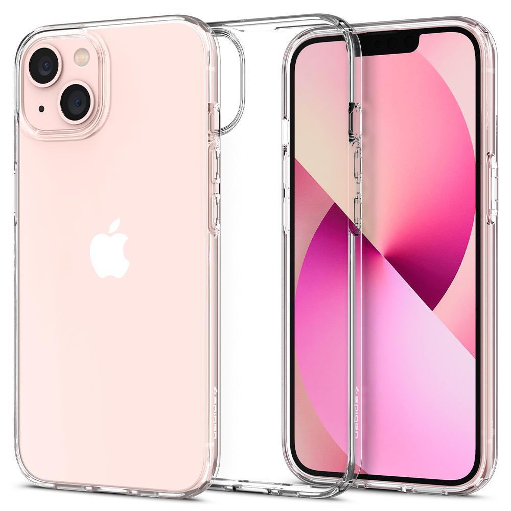 iPhone 13 Mini Case Liquid Crystal Clear