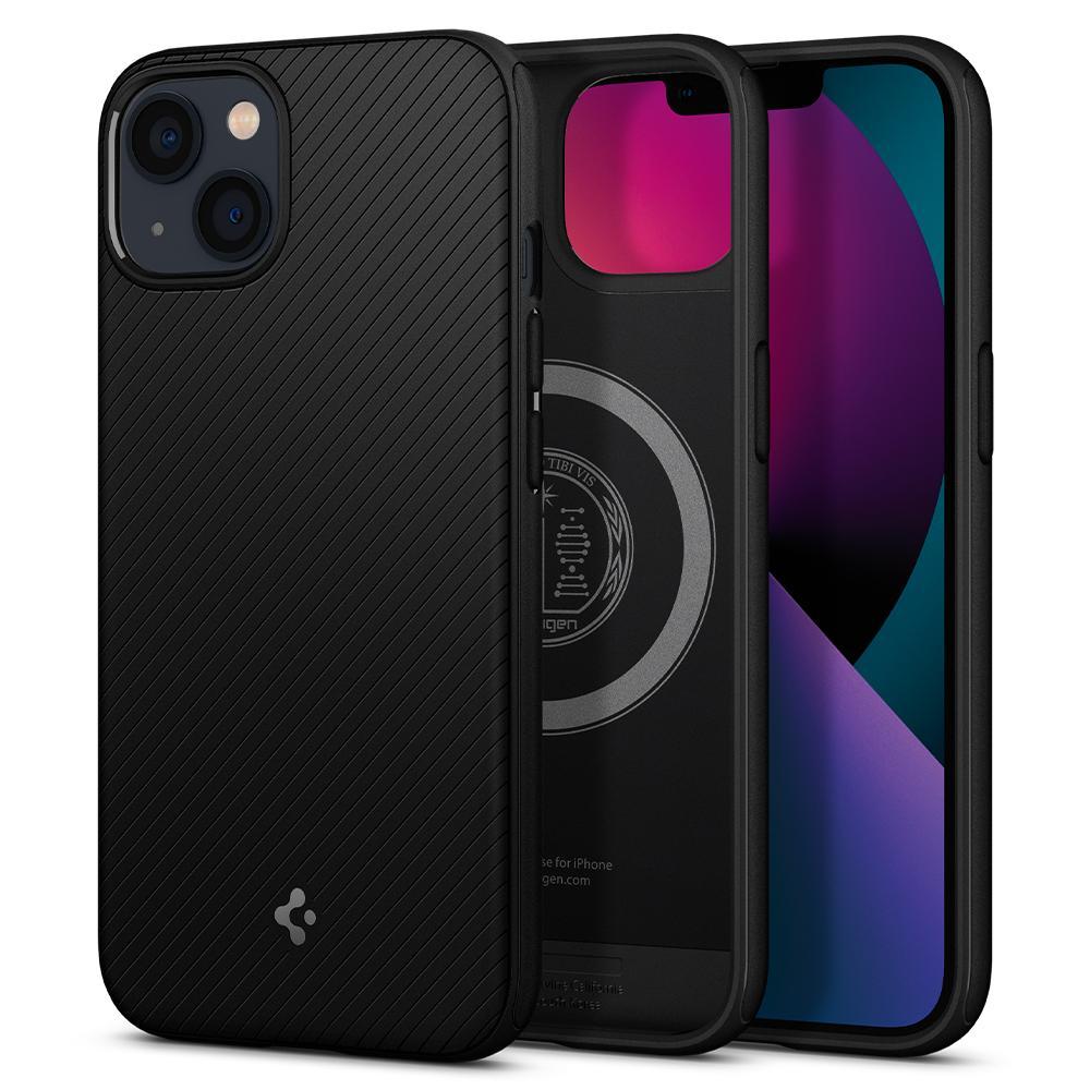 iPhone 13 Case Mag Armor Black