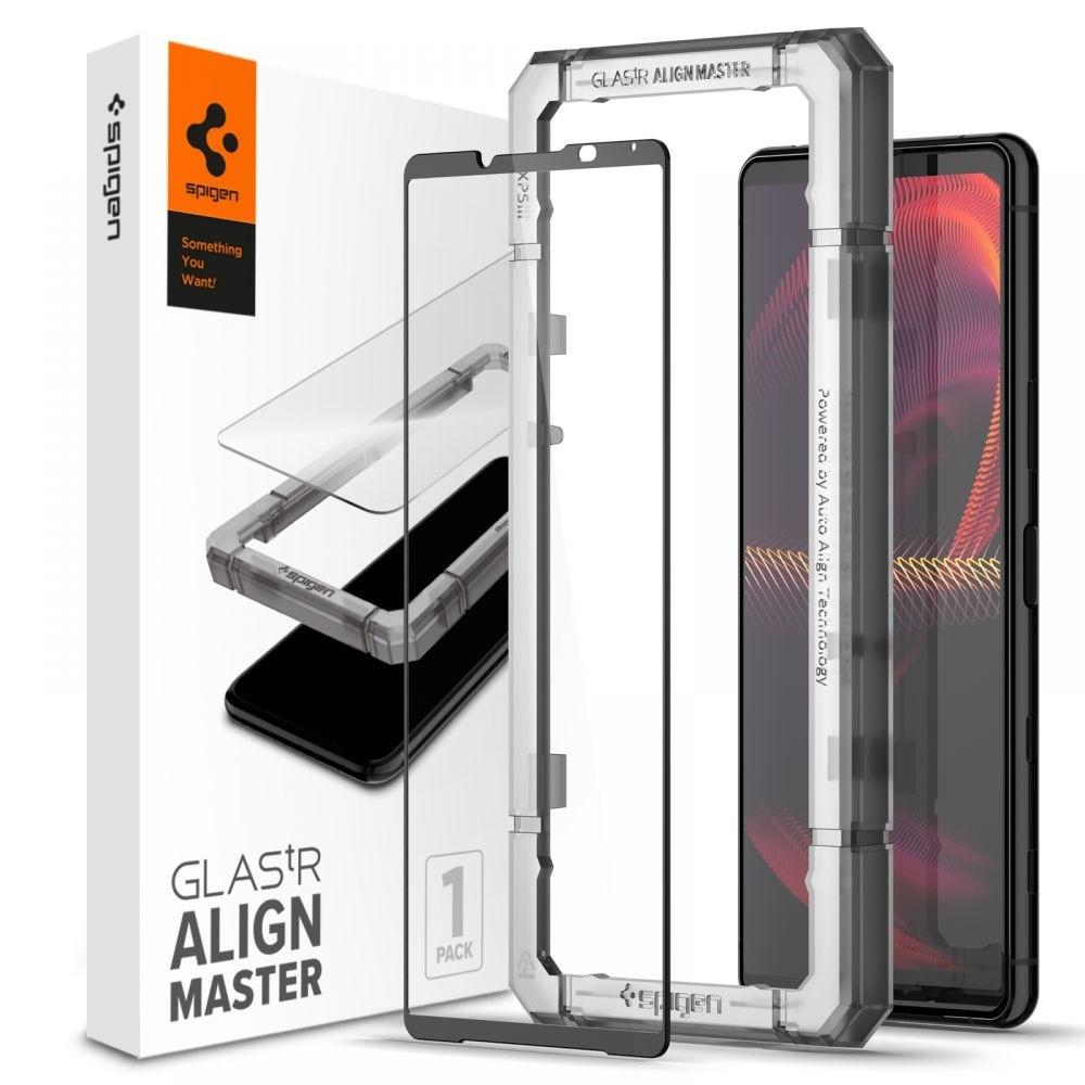 Sony Xperia 5 III AlignMaster GLAS.tR Full Cover