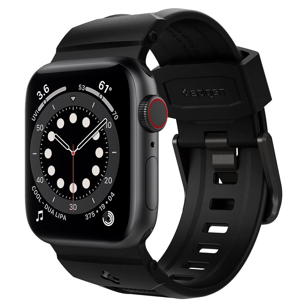 Apple Watch 38/40/41 mm Rugged Band Black