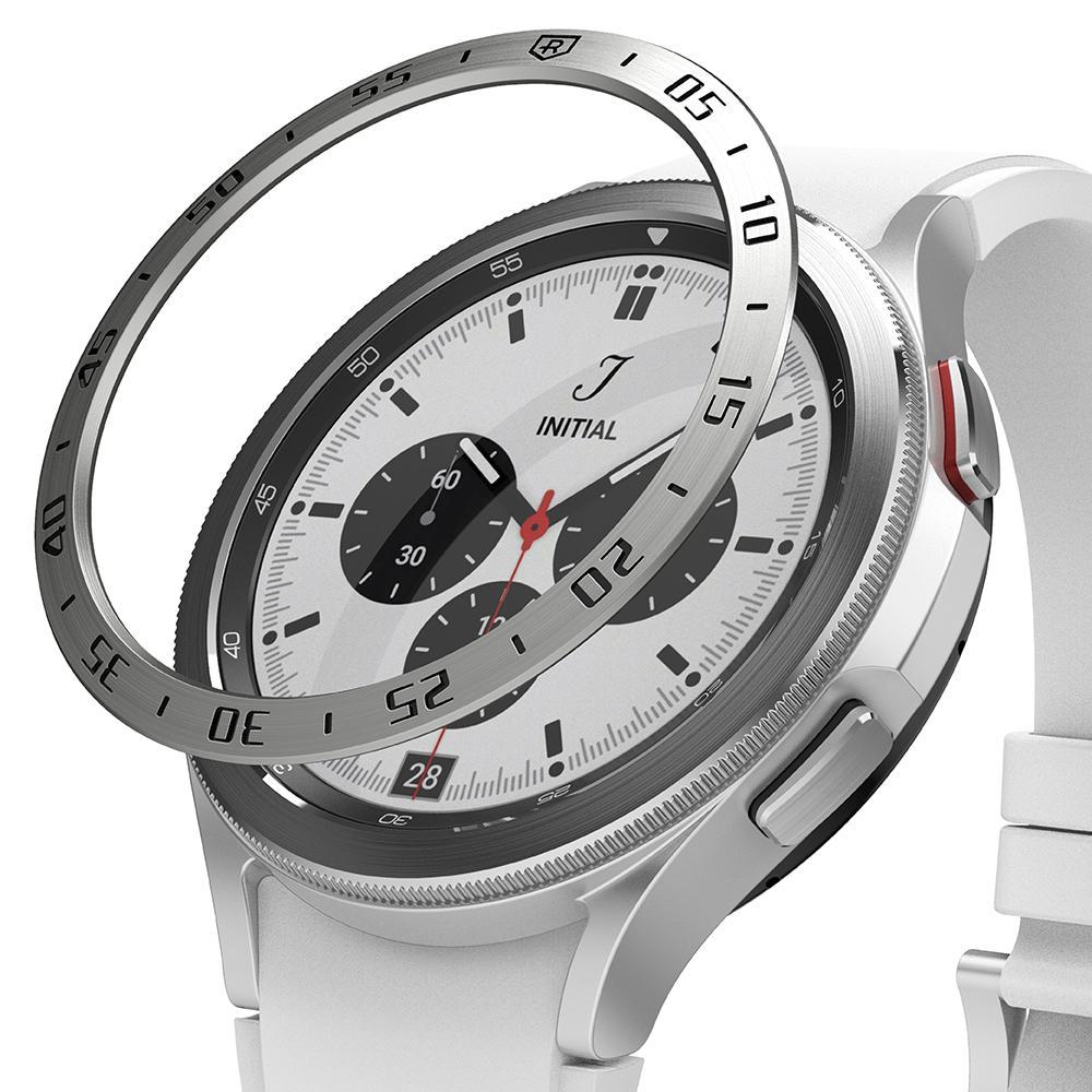 Bezel Styling Galaxy Watch 4 Classic 42mm Silver