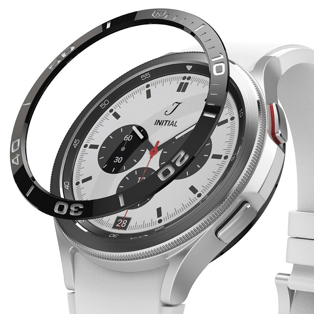Bezel Styling Galaxy Watch 4 Classic 46mm Black