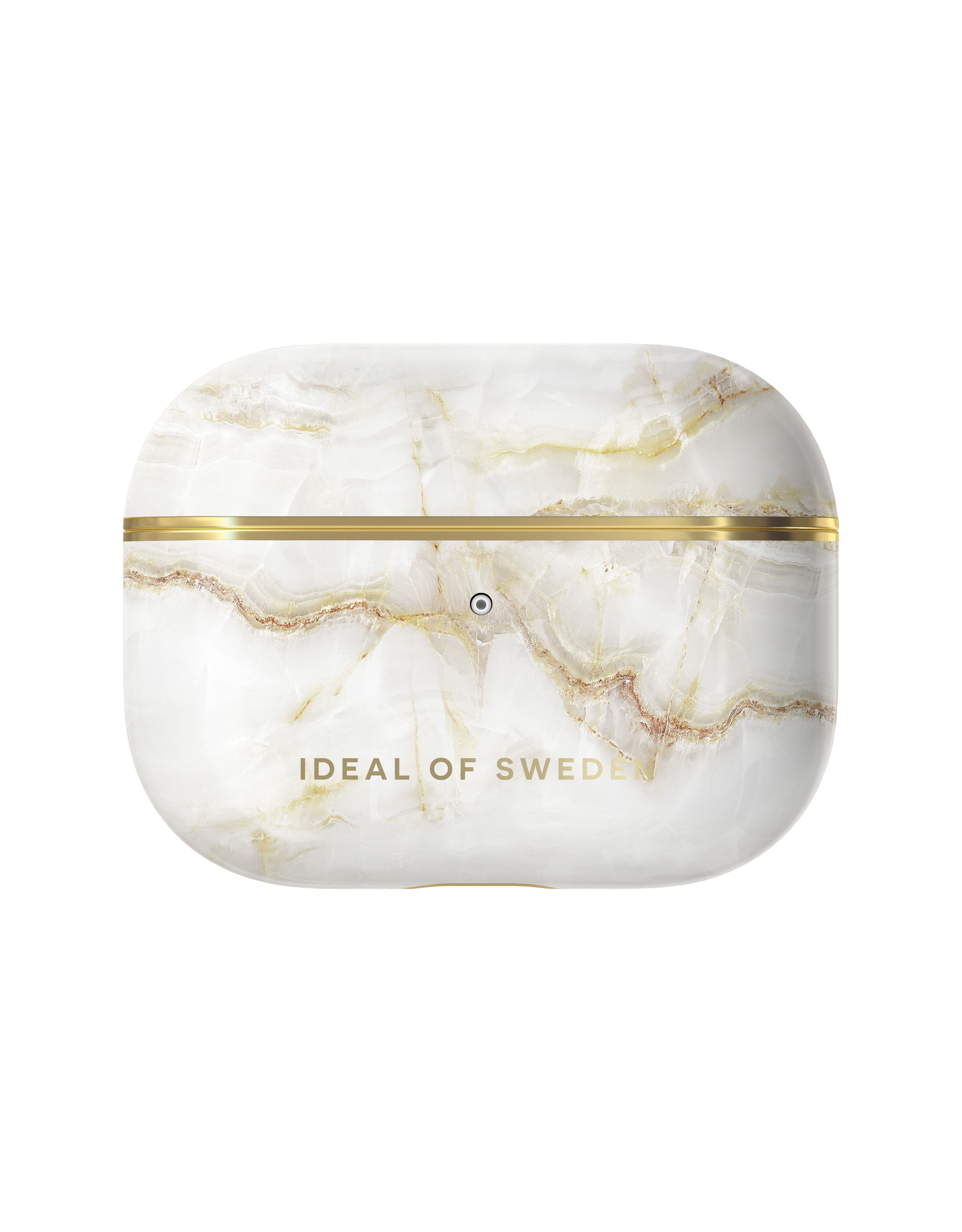 Fashion Case Apple AirPods Pro Golden Pearl Marble
