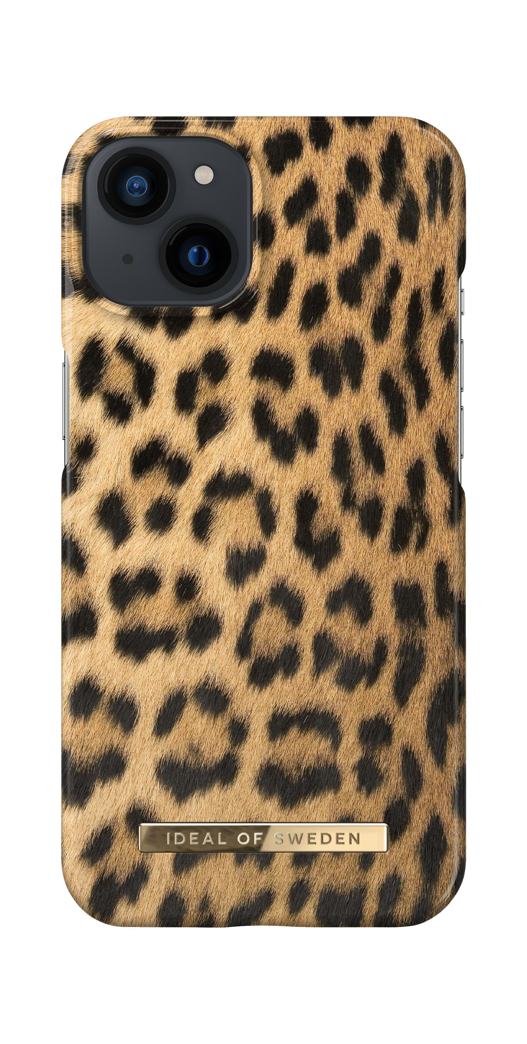 Fashion Case iPhone 13 Wild Leopard