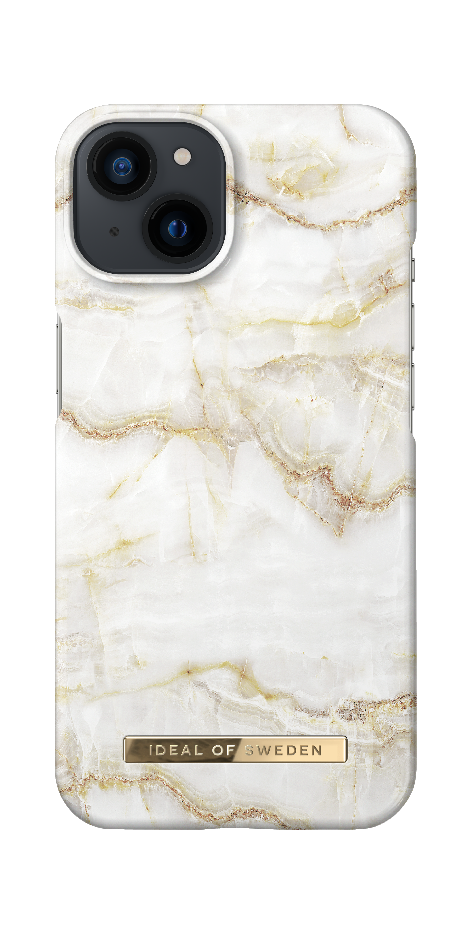 Fashion Case iPhone 13 Golden Pearl Marble