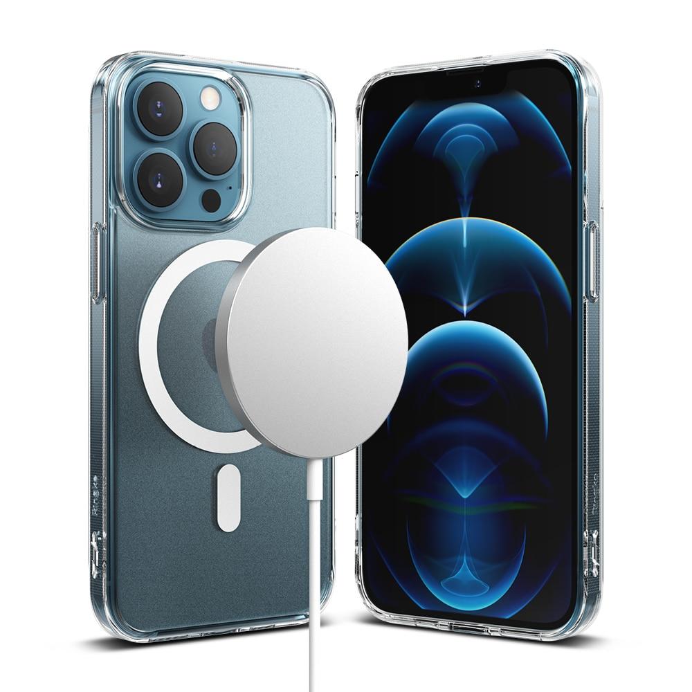 Fusion Magnetic Case iPhone 13 Pro Matte Clear