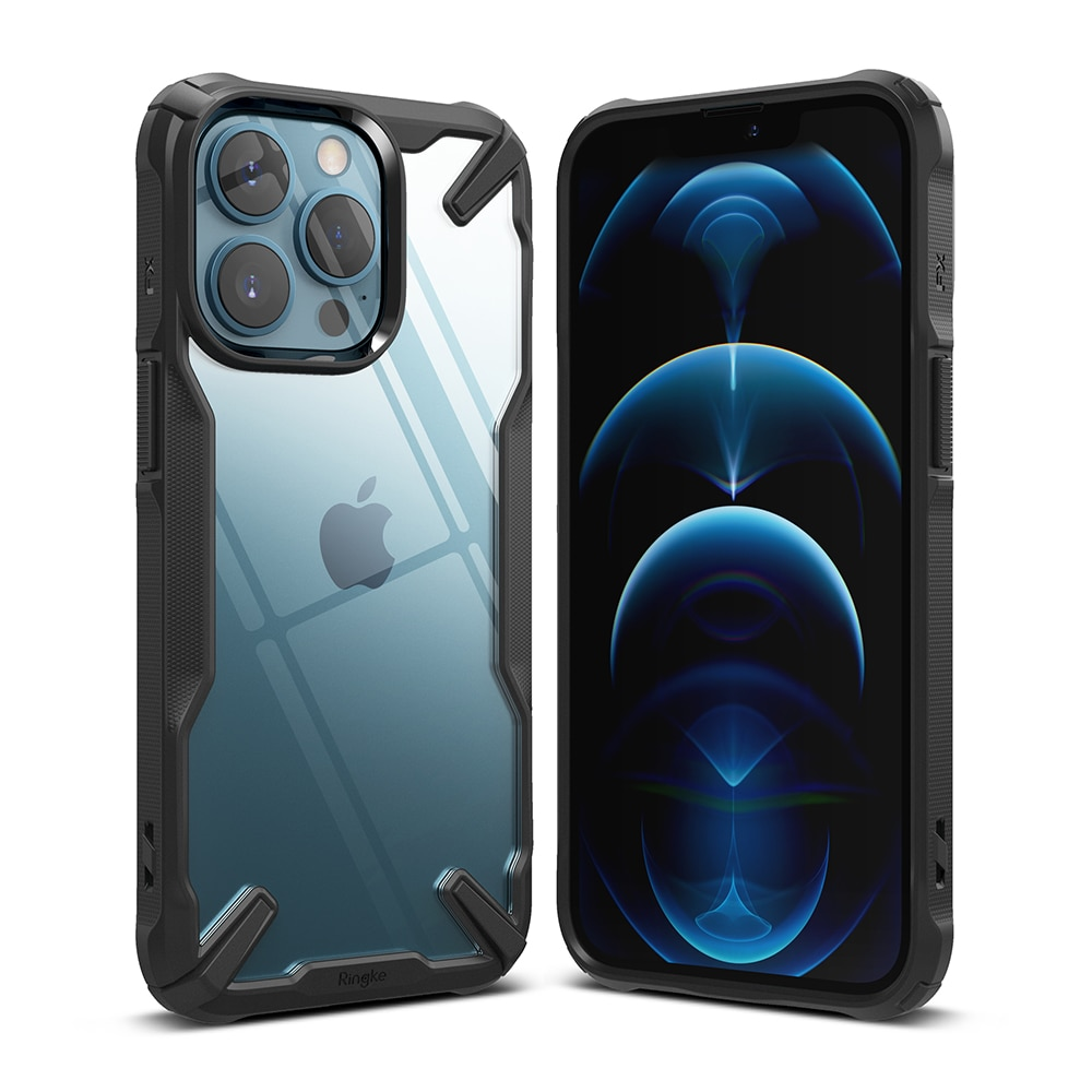 Fusion X Case iPhone 13 Pro Black