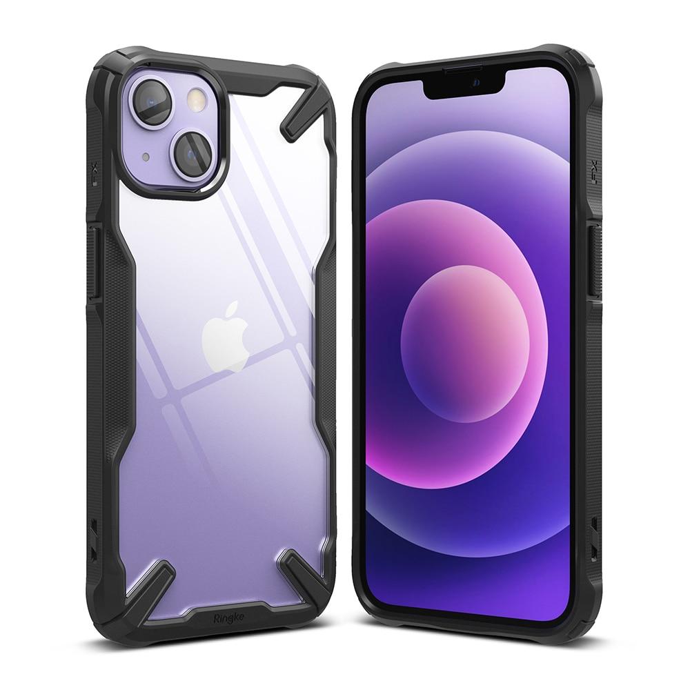Fusion X Case iPhone 13 Black
