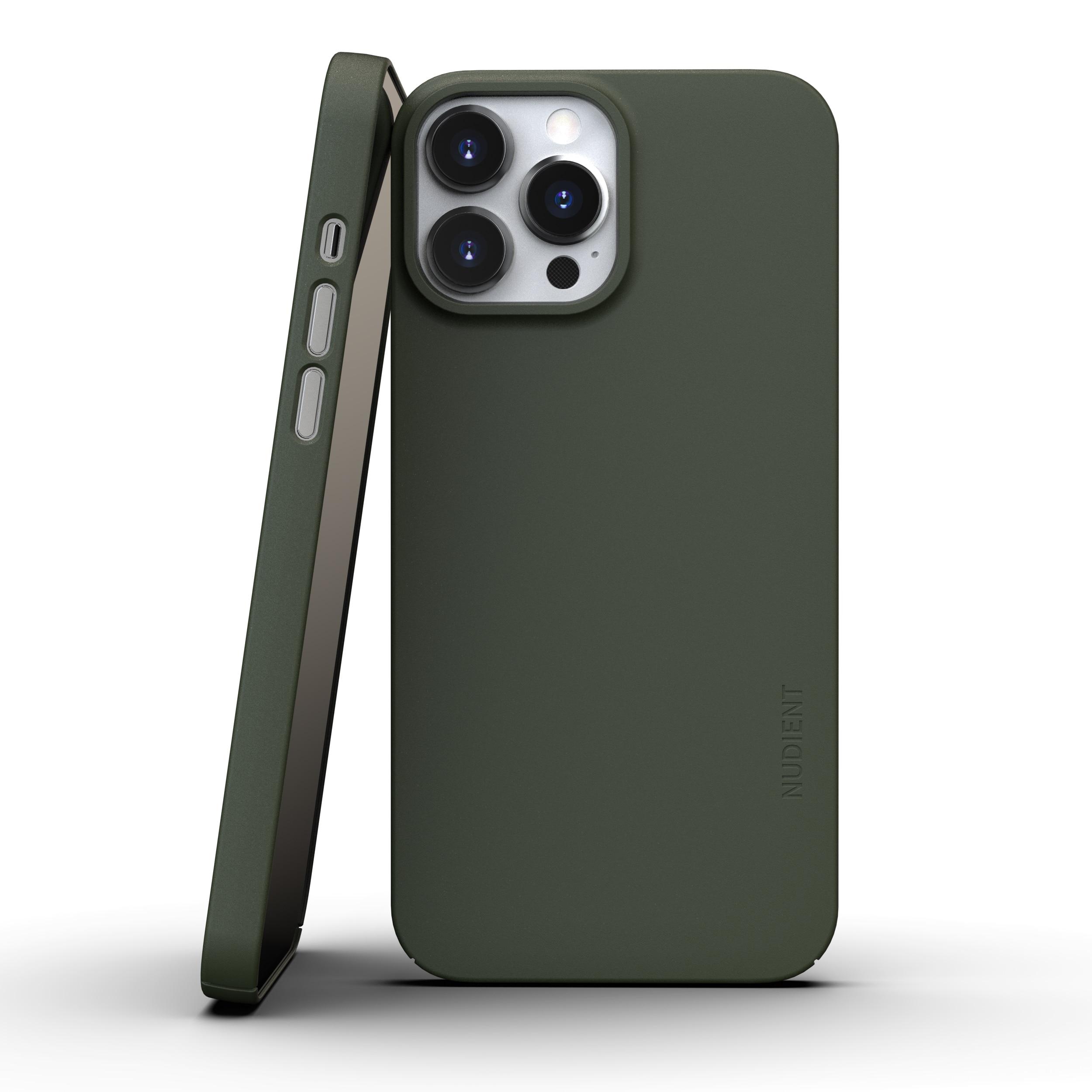 Thin Case V3 iPhone 13 Pro Pine Green