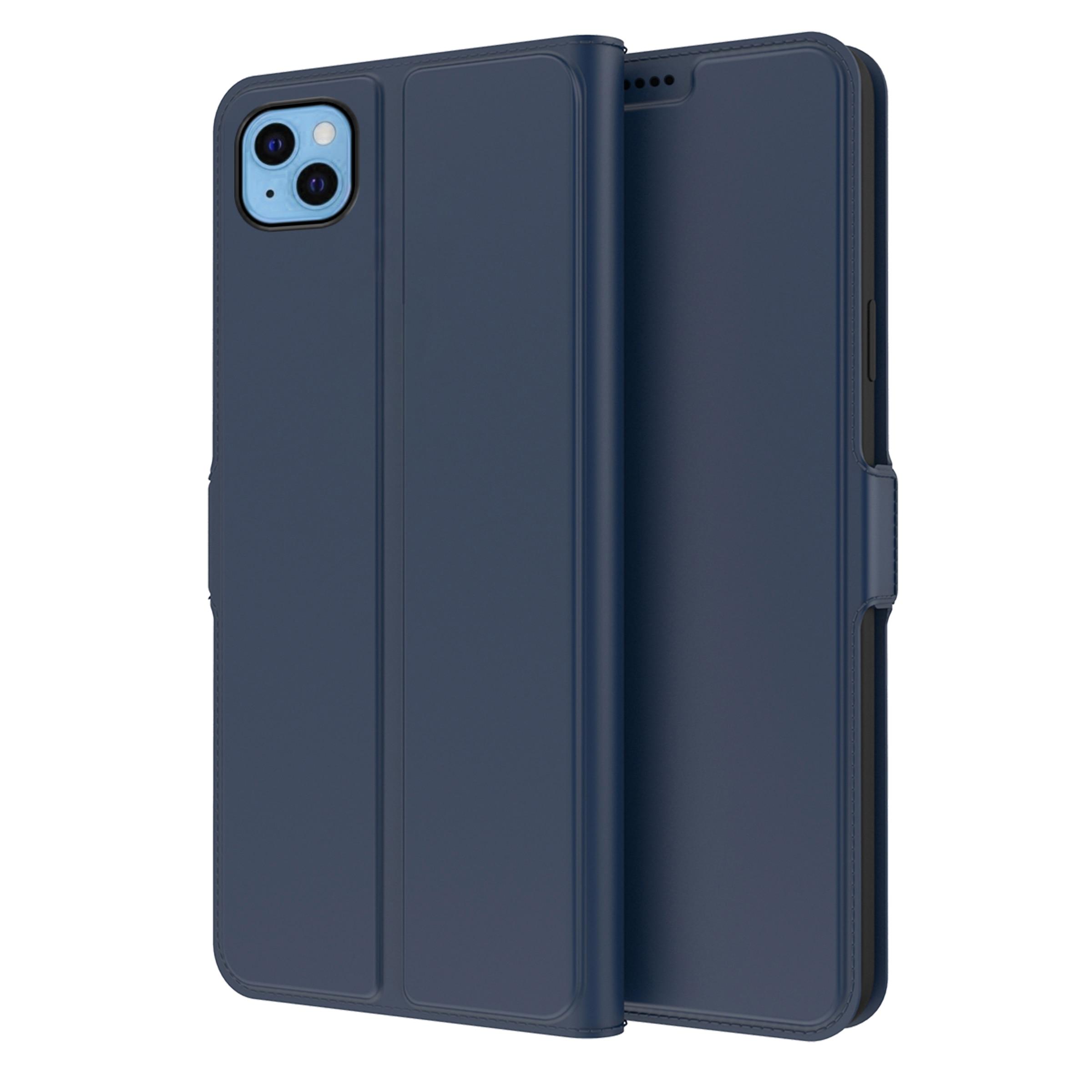 Slim Card Wallet iPhone 13 sininen