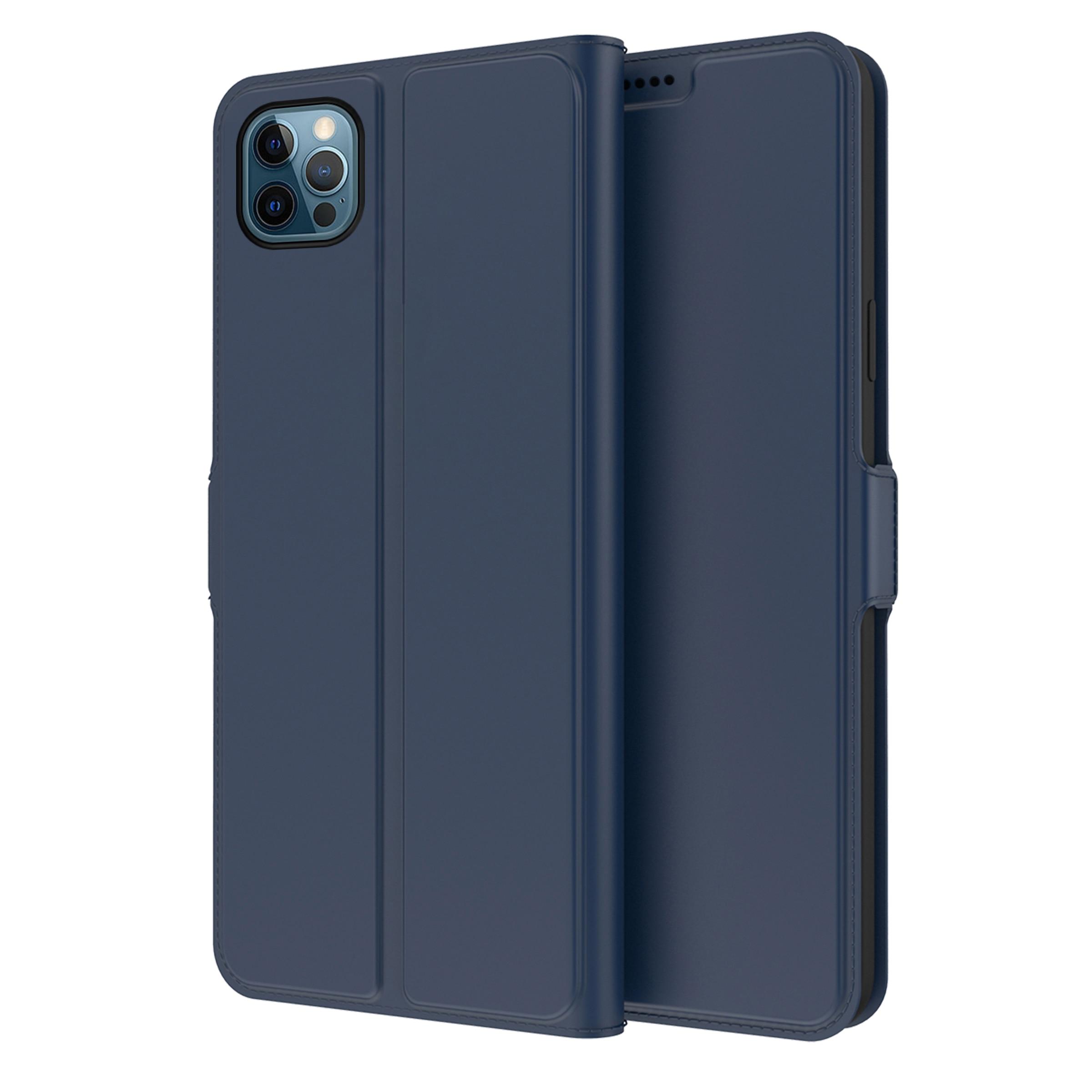 Slim Card Wallet iPhone 13 Pro Max sininen