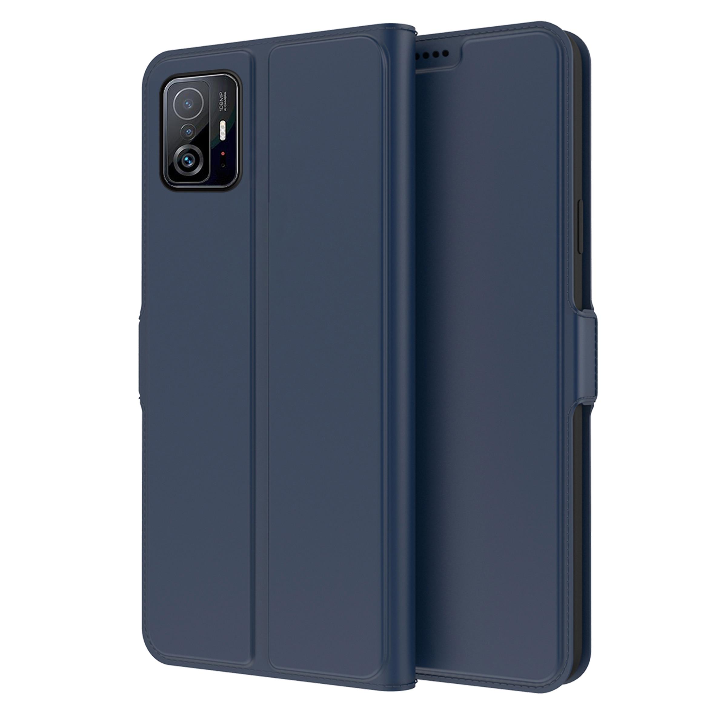 Slim Card Wallet Xiaomi 11T/11T Pro sininen