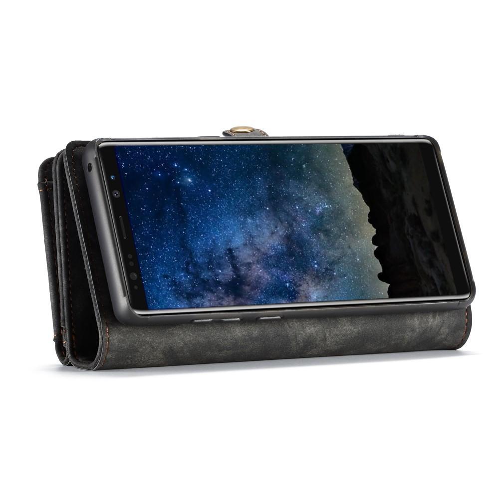 Multi-slot Suojakotelo Galaxy Note 9 harmaa